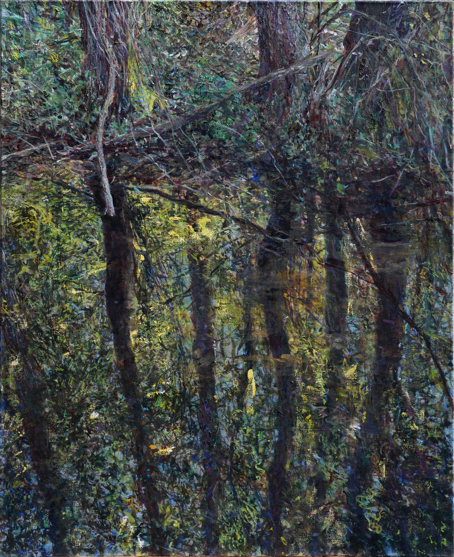 FLUX23 | Markus Orsini-Rosenberg | Reflexion | 16 18 | 137 x 110 cm