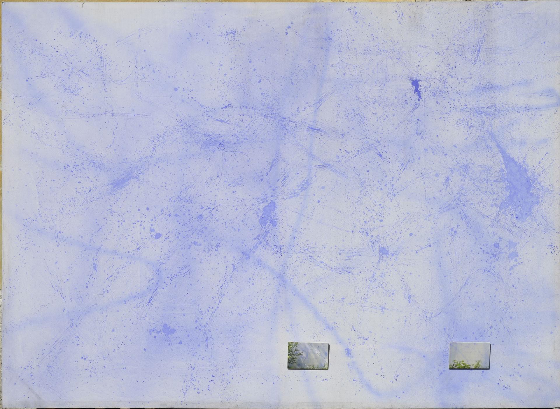 FLUX23 | Markus Orsini-Rosenberg | Skypainting | 2017 | Acryl auf Malermolino | 300 x 410 cm