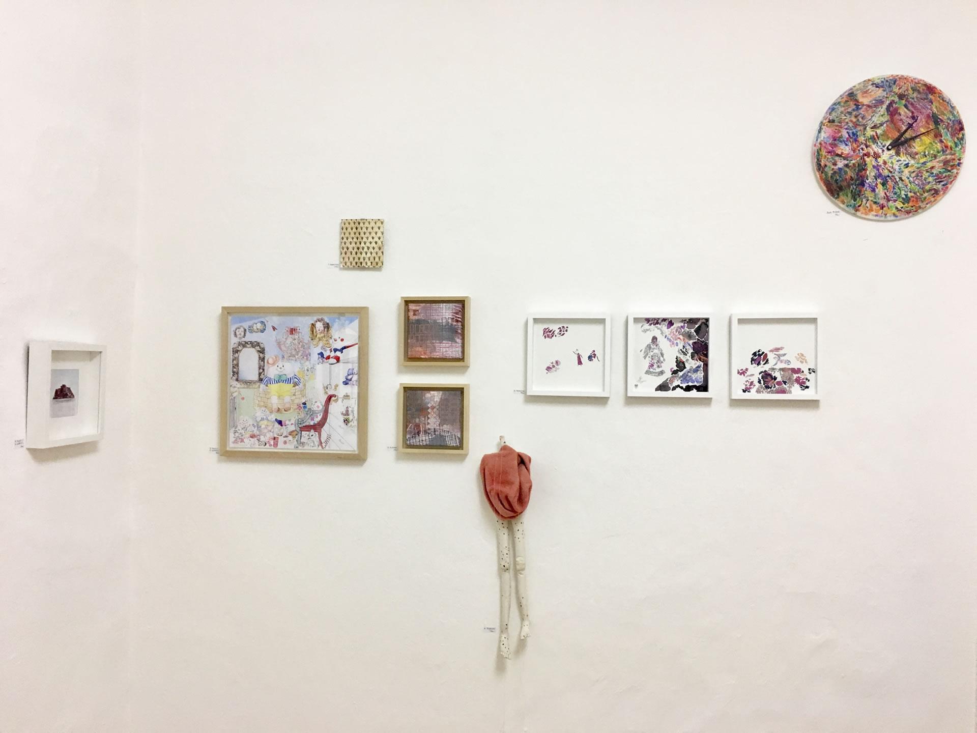 Galerie3 | 23 zum Quadrat | im Kabinett