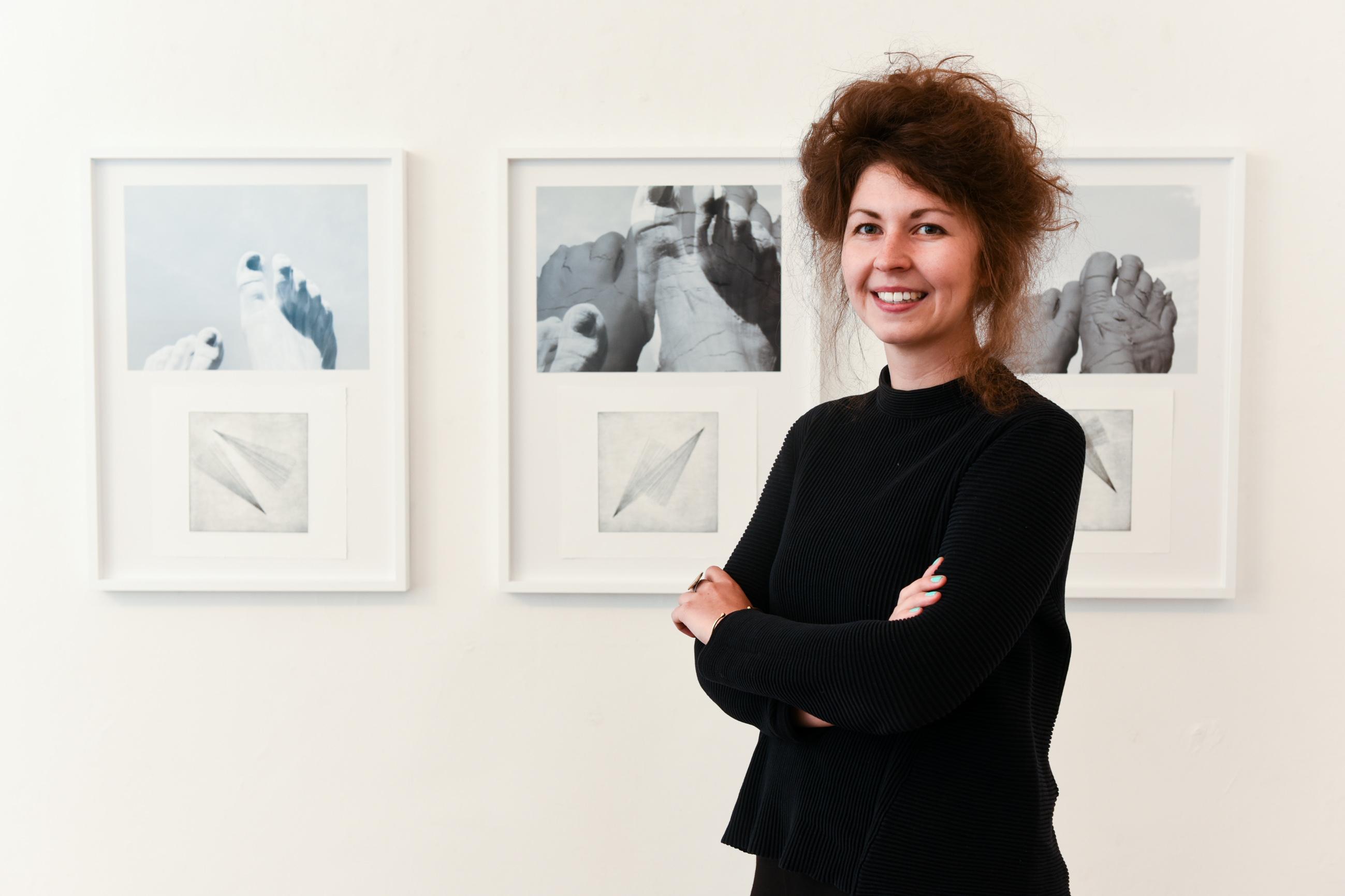 Galerie3 | BA Kunstpreis 2018 | Katarina Michelitsch | Foto: Ferdinand Neumüller Galerie3