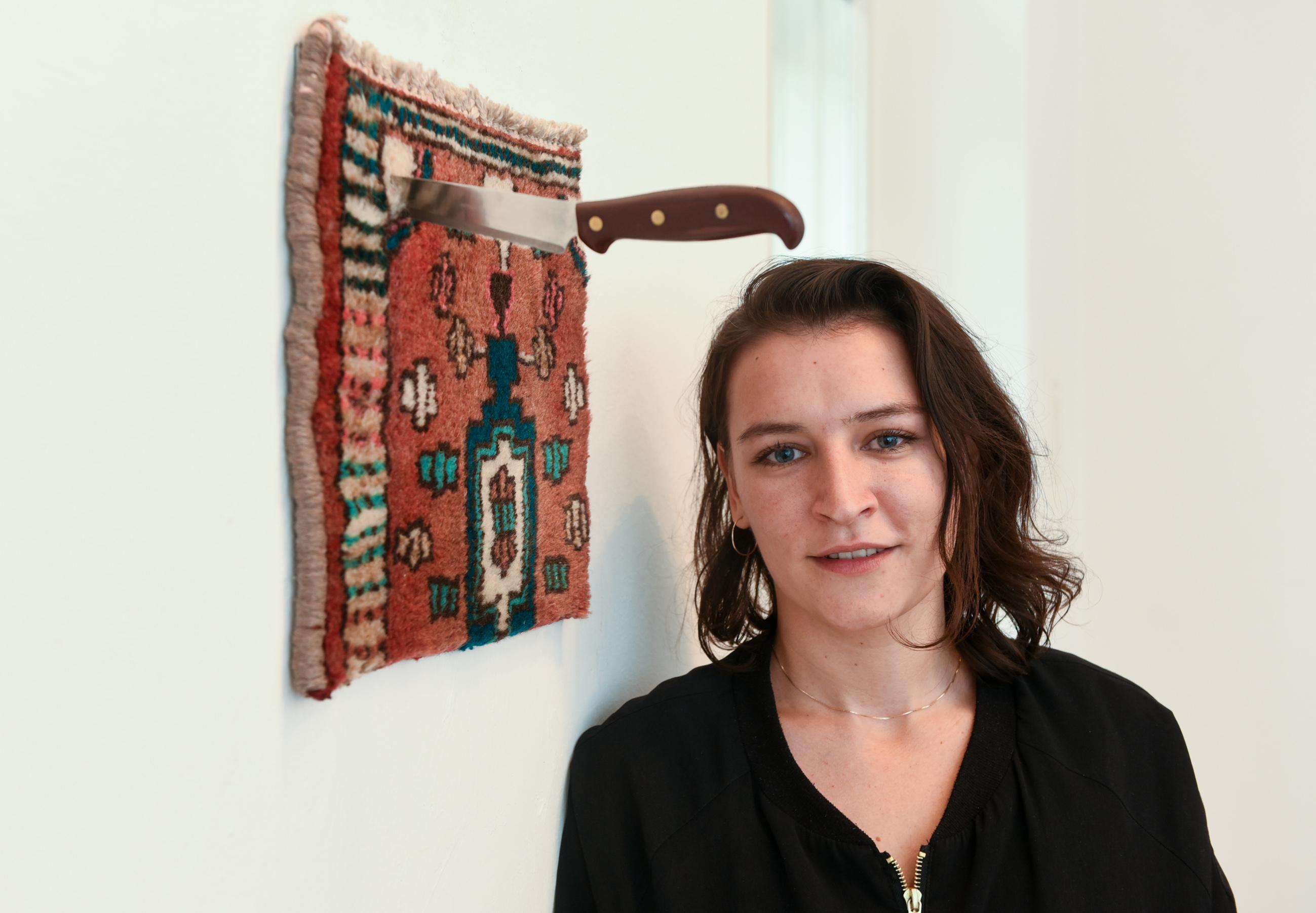 Galerie3 | BA Kunstpreis 2018 | Rikki Werdenigg | Foto: Ferdinand Neumüller Galerie3