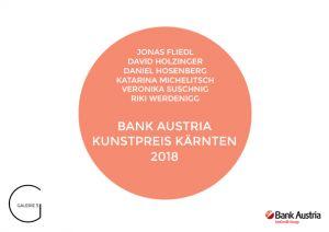 Galerie3 | Bank Austria Kunstpreis Kärnten 2018 | Sujet