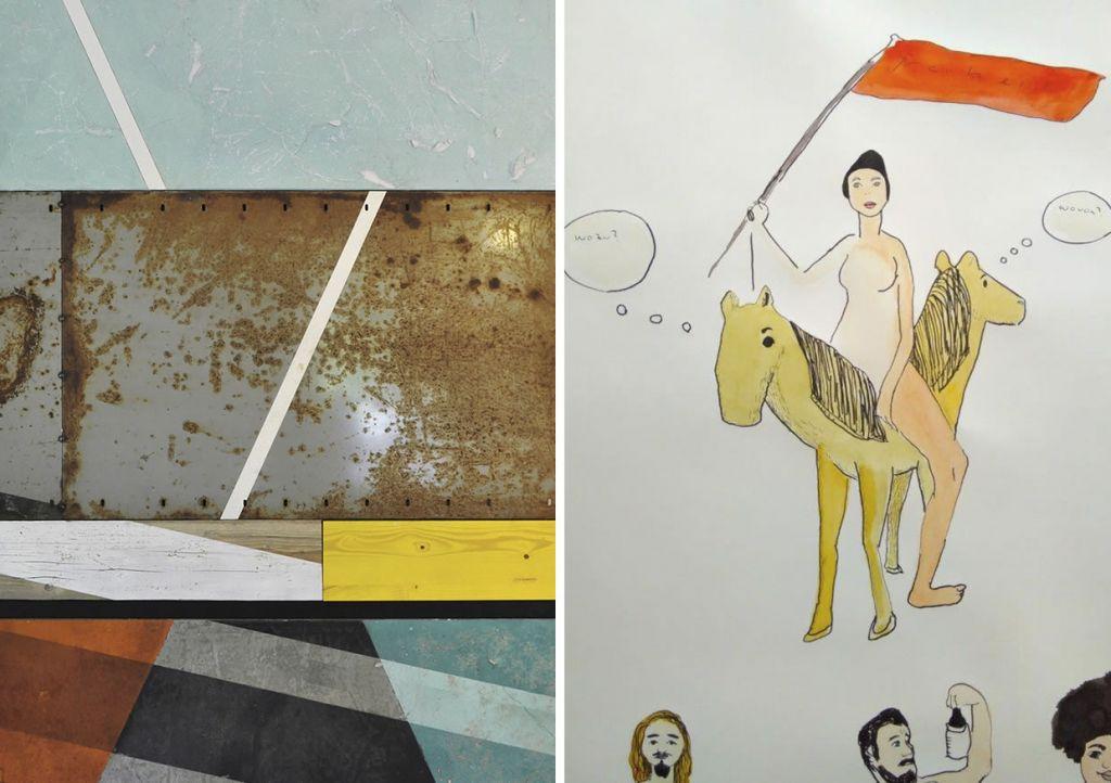 Galerie3 | Flux23 | Parallel Vienna 2017 | David Mase & Stefanie Wuschitz