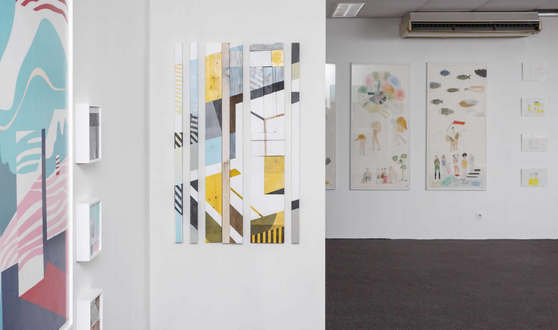 Galerie3 | Flux23 | Parallel Vienna 2017 | David Mase