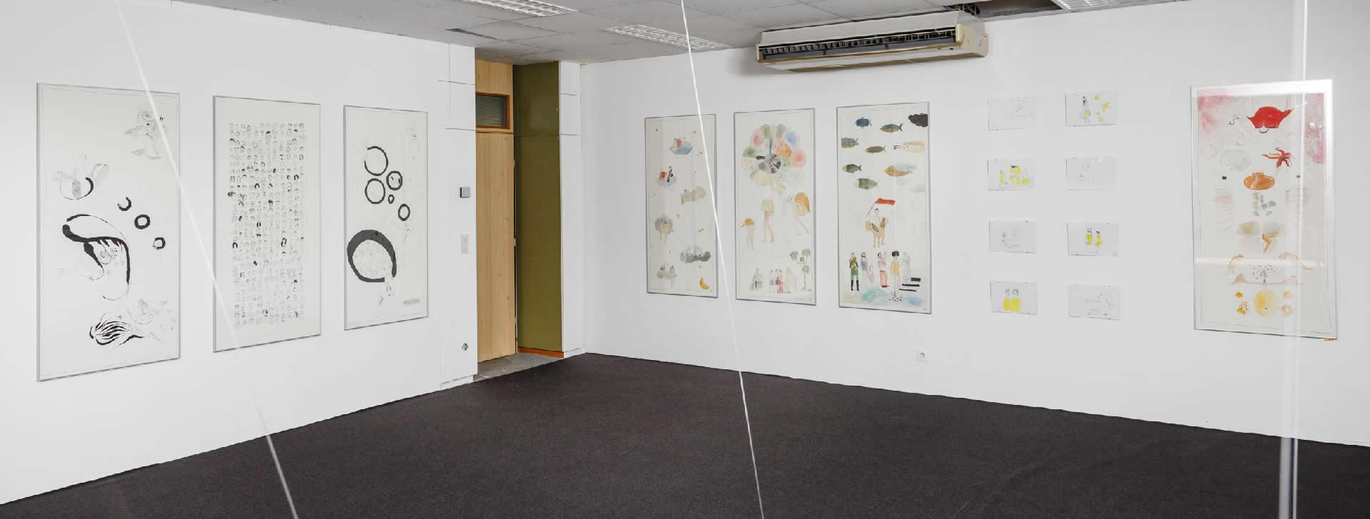 Galerie3 | Flux23 | Parallel Vienna 2017 | Stefanie Wuschitz