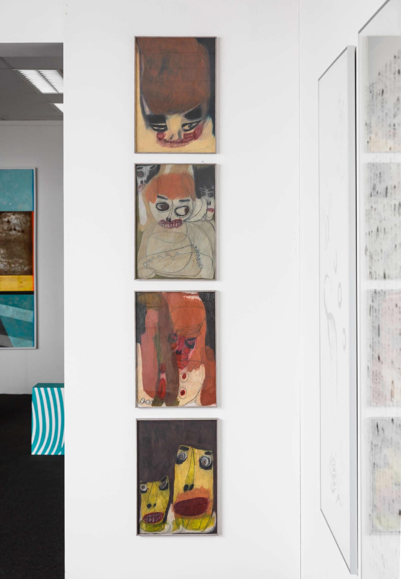 Galerie3 | Flux23 | Parallel Vienna 2017 | Sylvia Manfreda