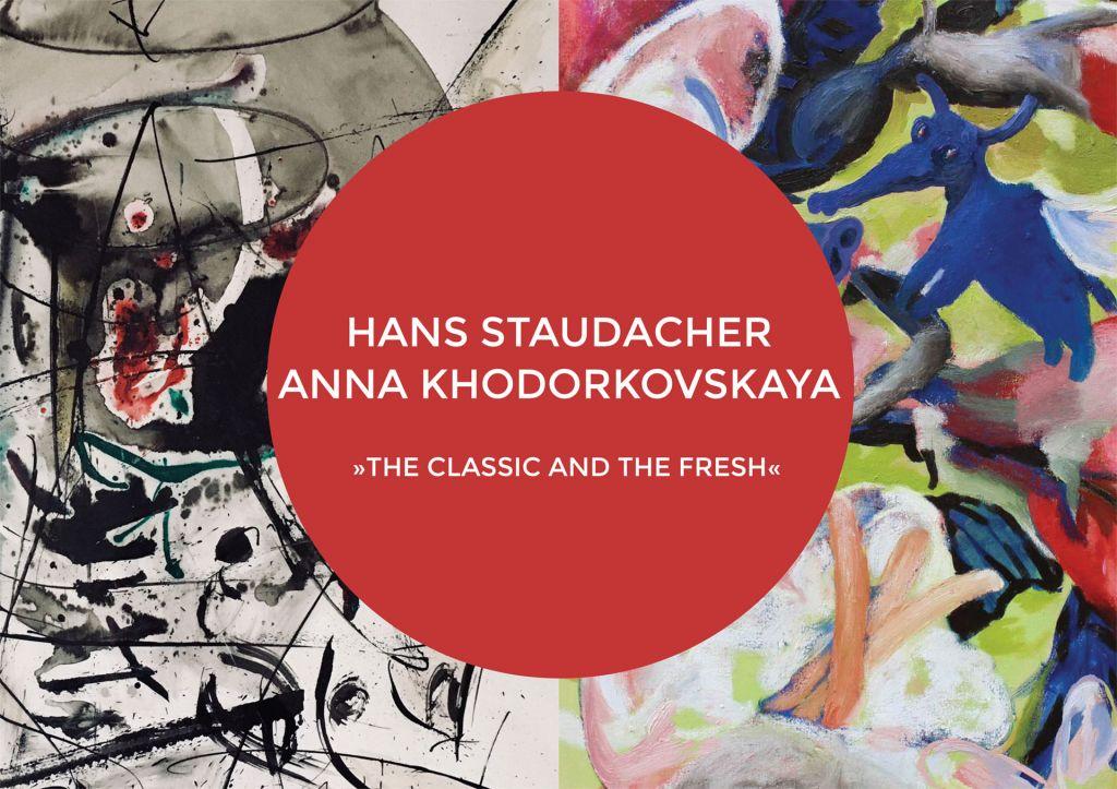 Galerie3 | Hans Staudacher | Anna Khodorkovskaya | THE CLASSIC AND THE FRESH