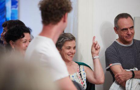 Galerie3 | INS FREIE 2018 | Eröffnung Veronika Dirnhofer | Foto: Johannes Puch