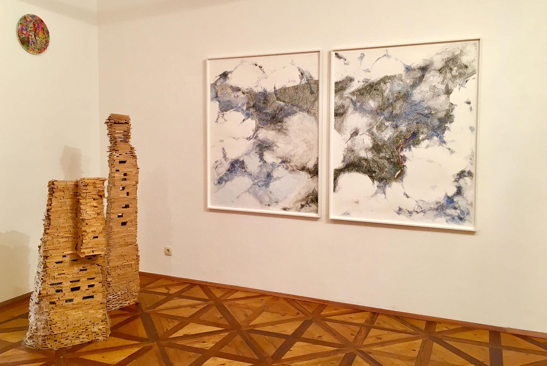 Galerie3 | Kopfkino | 01 | Ursula Mitter | Josef Landl | Linda Berger