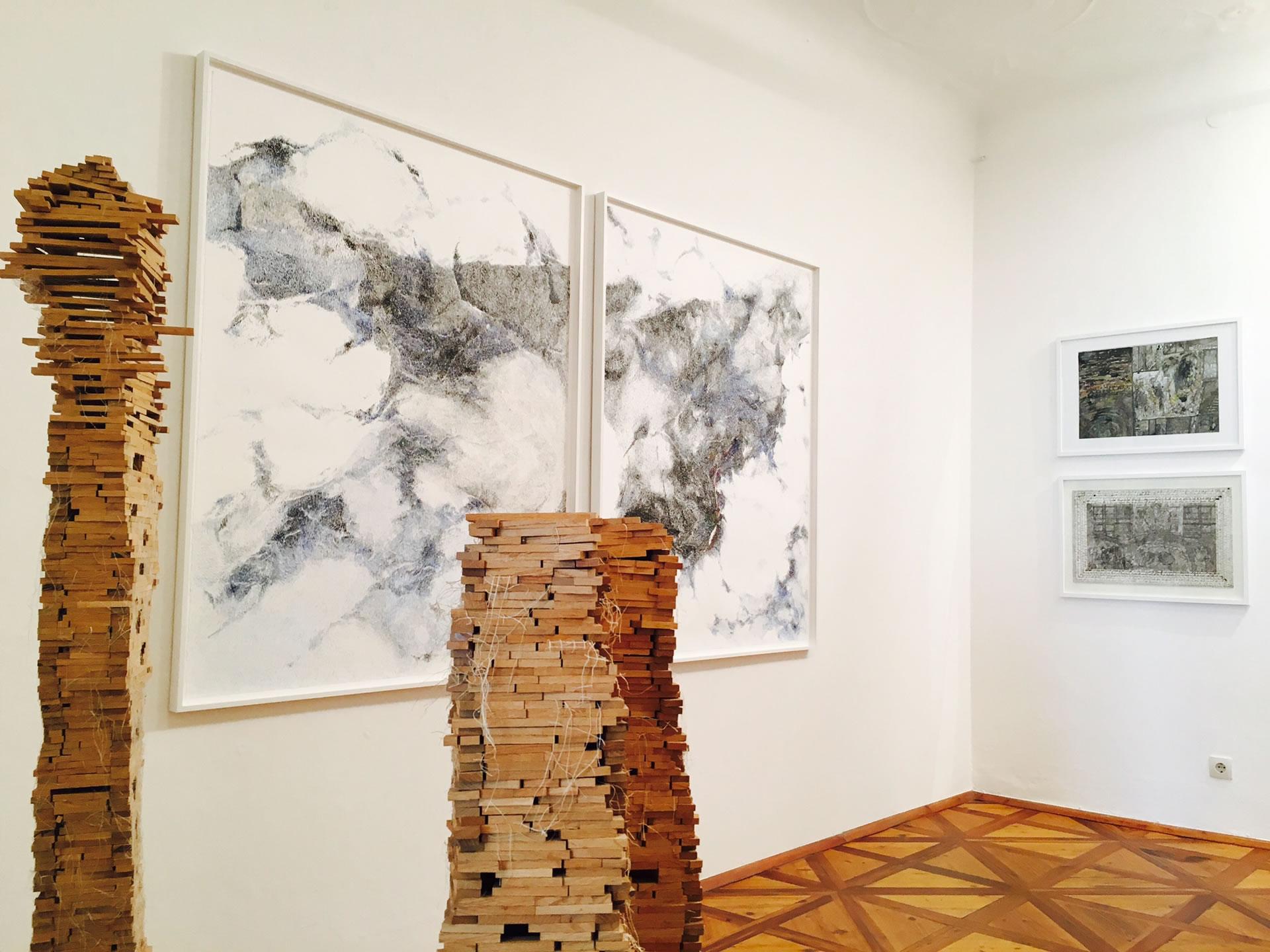 Galerie3 | Kopfkino | 04 | Josef Landl | Linda Berger | Peter Kapeller