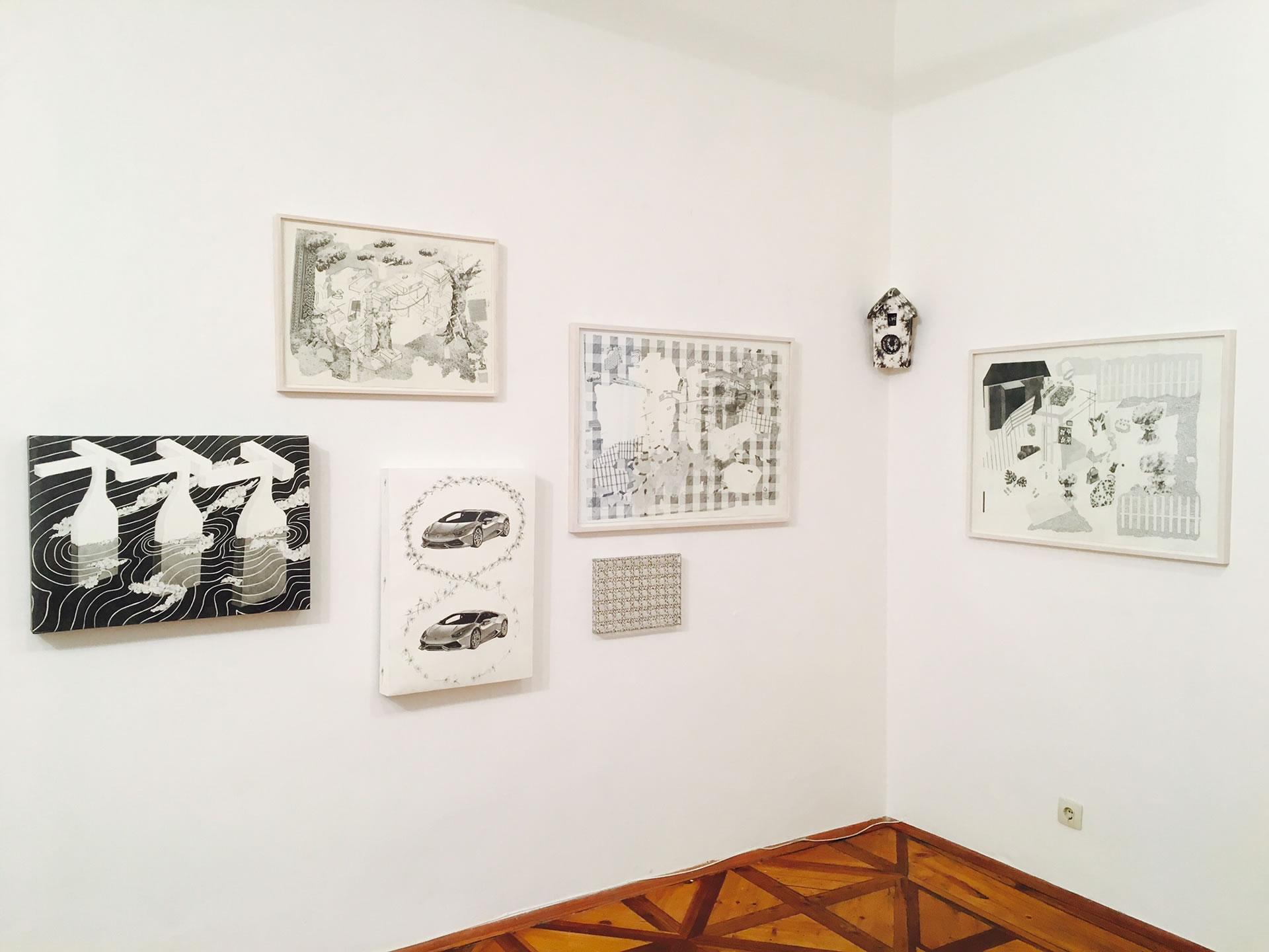 Galerie3 | Kopfkino | 08 | Patrick Roman Scherer