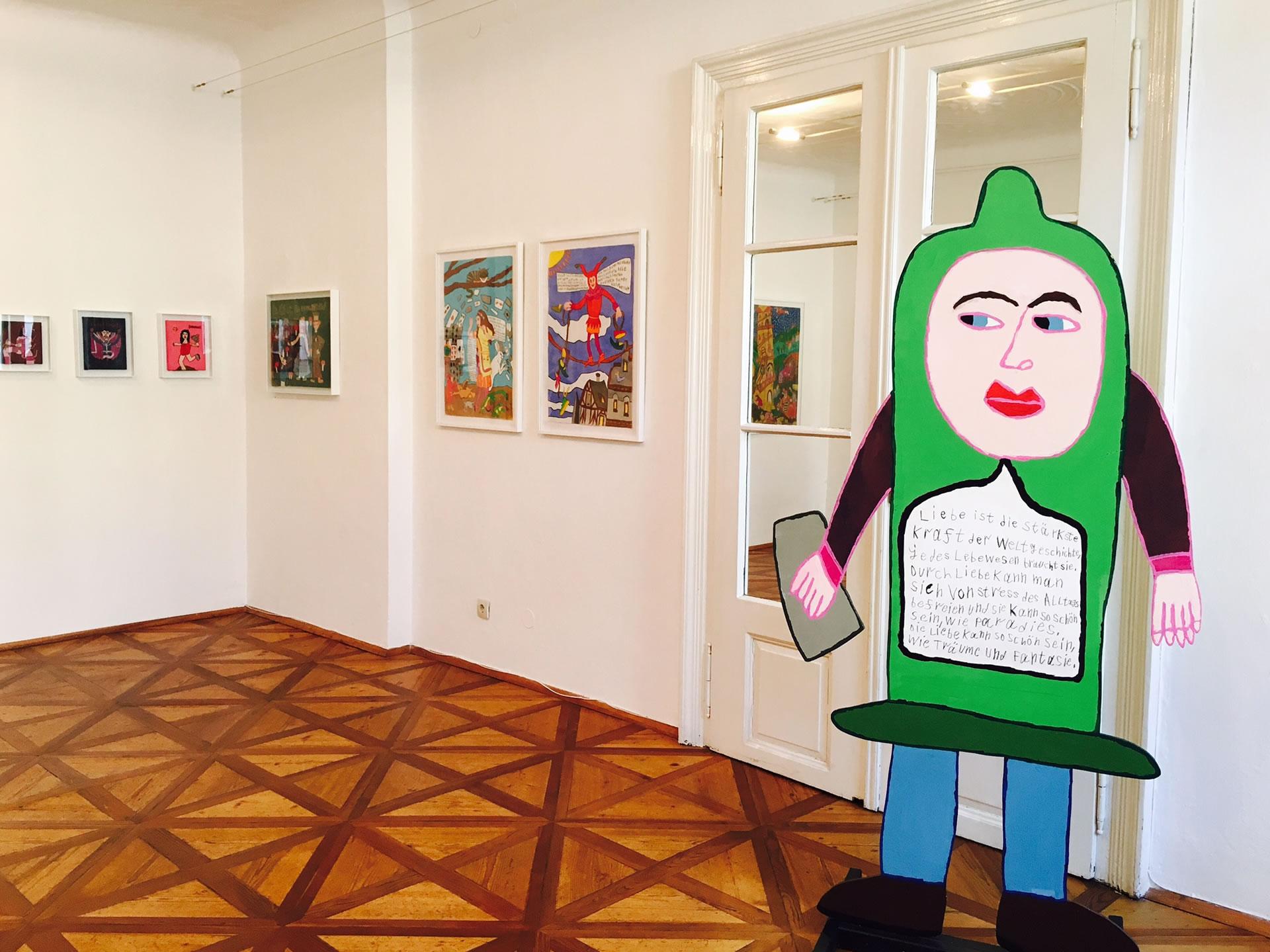 Galerie3 | Kopfkino | 09 | Rohullah Kazimi