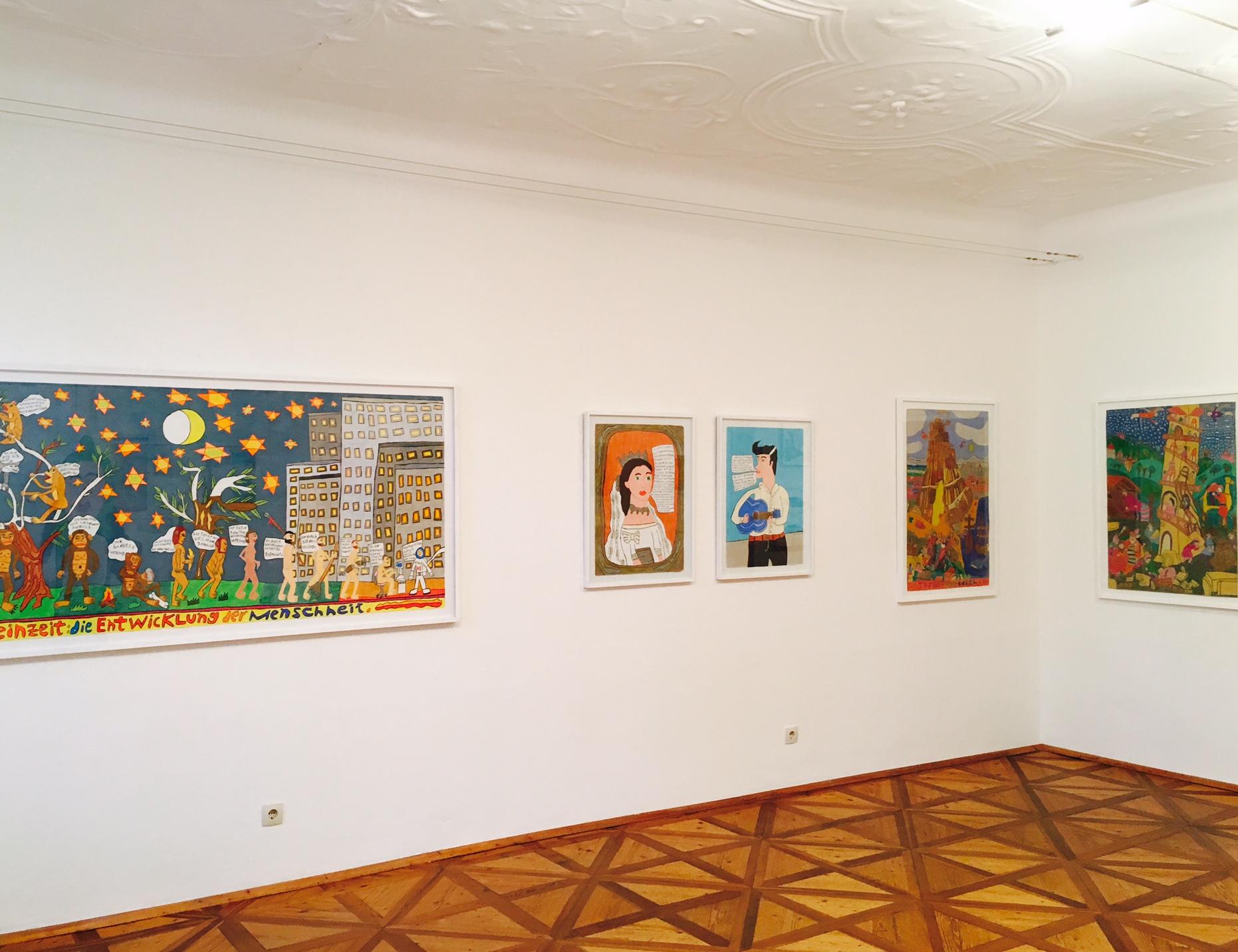 Galerie3 | Kopfkino | 11 | Rohullah Kazimi
