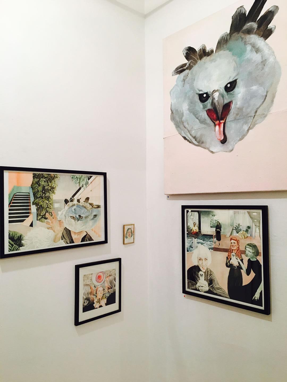 Galerie3 | Kopfkino | 14 | Annemarie Arzberger