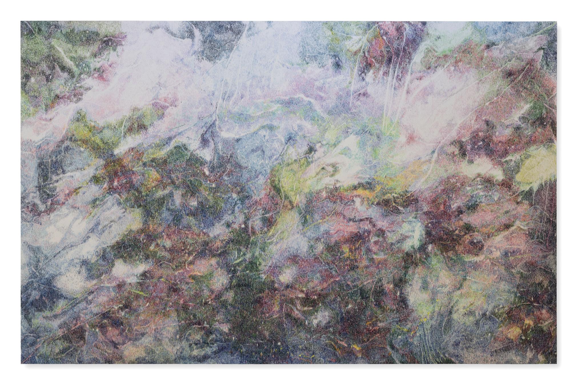 Galerie3 | Linda Berger | Fact 14 | 2018 | 140 x 218 cm-Art-Austria-2018 | Foto: Bastian Schwind