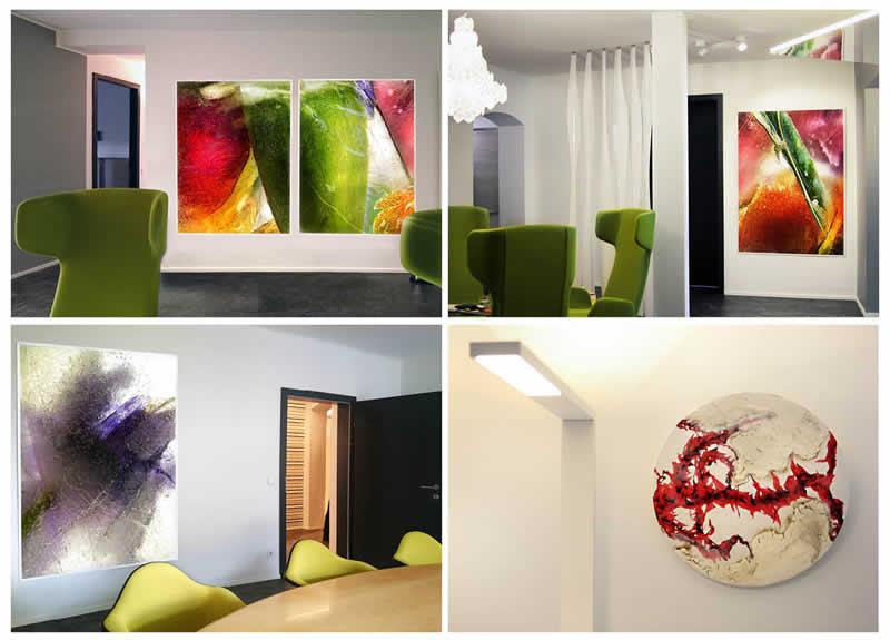 Galerie3 | Kooperation | Büroansichten | Kunst | Cassini | 1