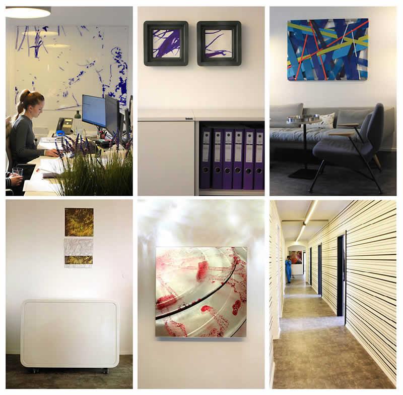 Galerie3 | Kooperation | Büroansichten | Kunst | Cassini | 3