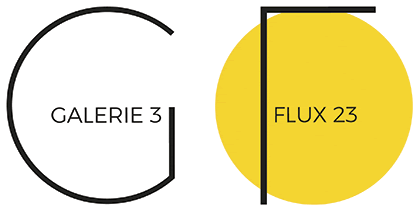 Galerie3 | Flux 23 Logo