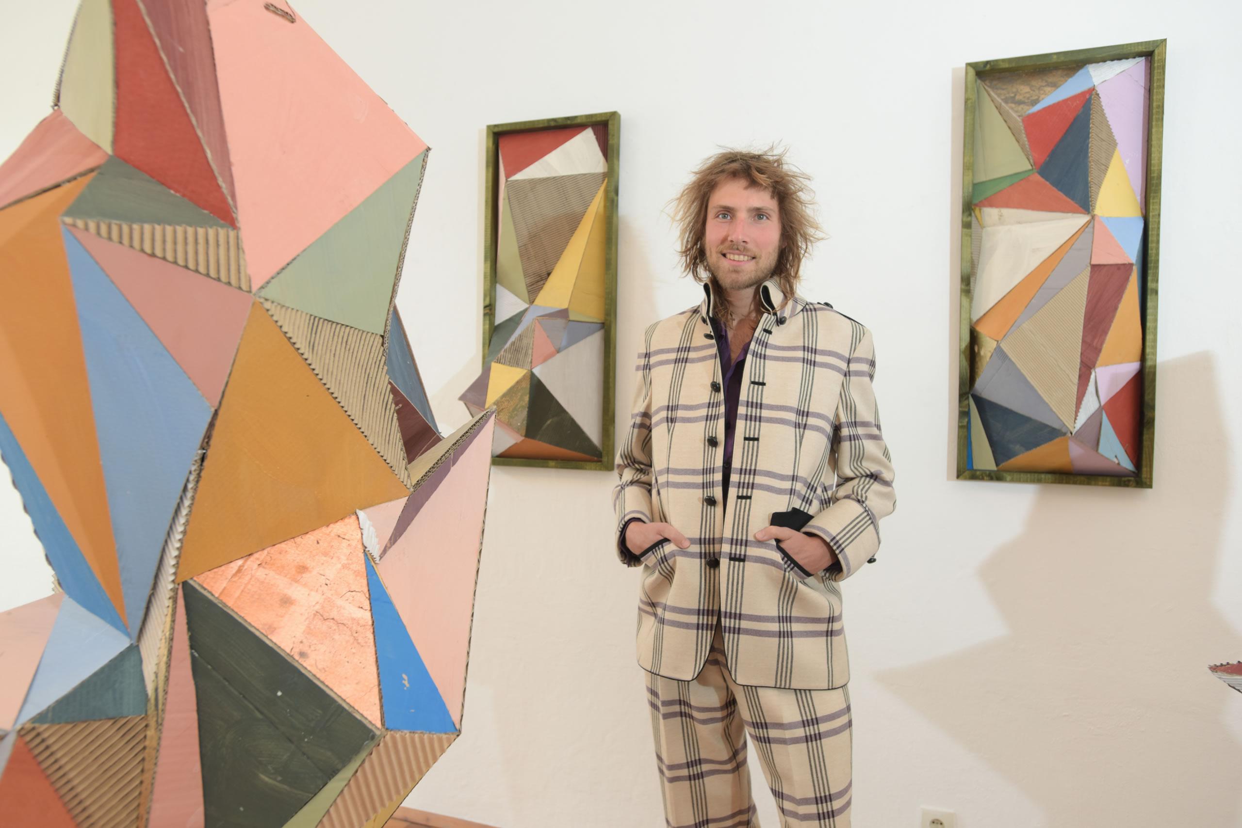 Gregor Sauer | Bank Austria Kunstpreis 2019 | Foto: Neumüller | Galerie3