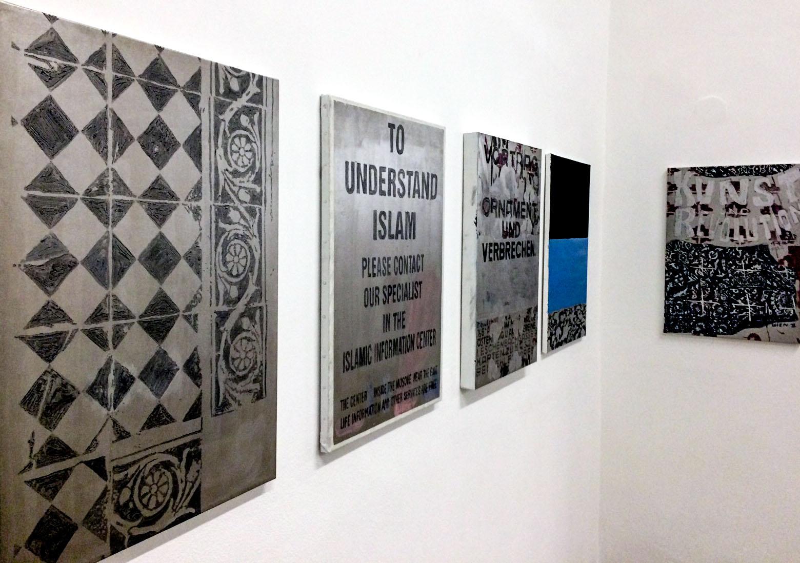Hubert Lobnig | 2016 | Galerie3