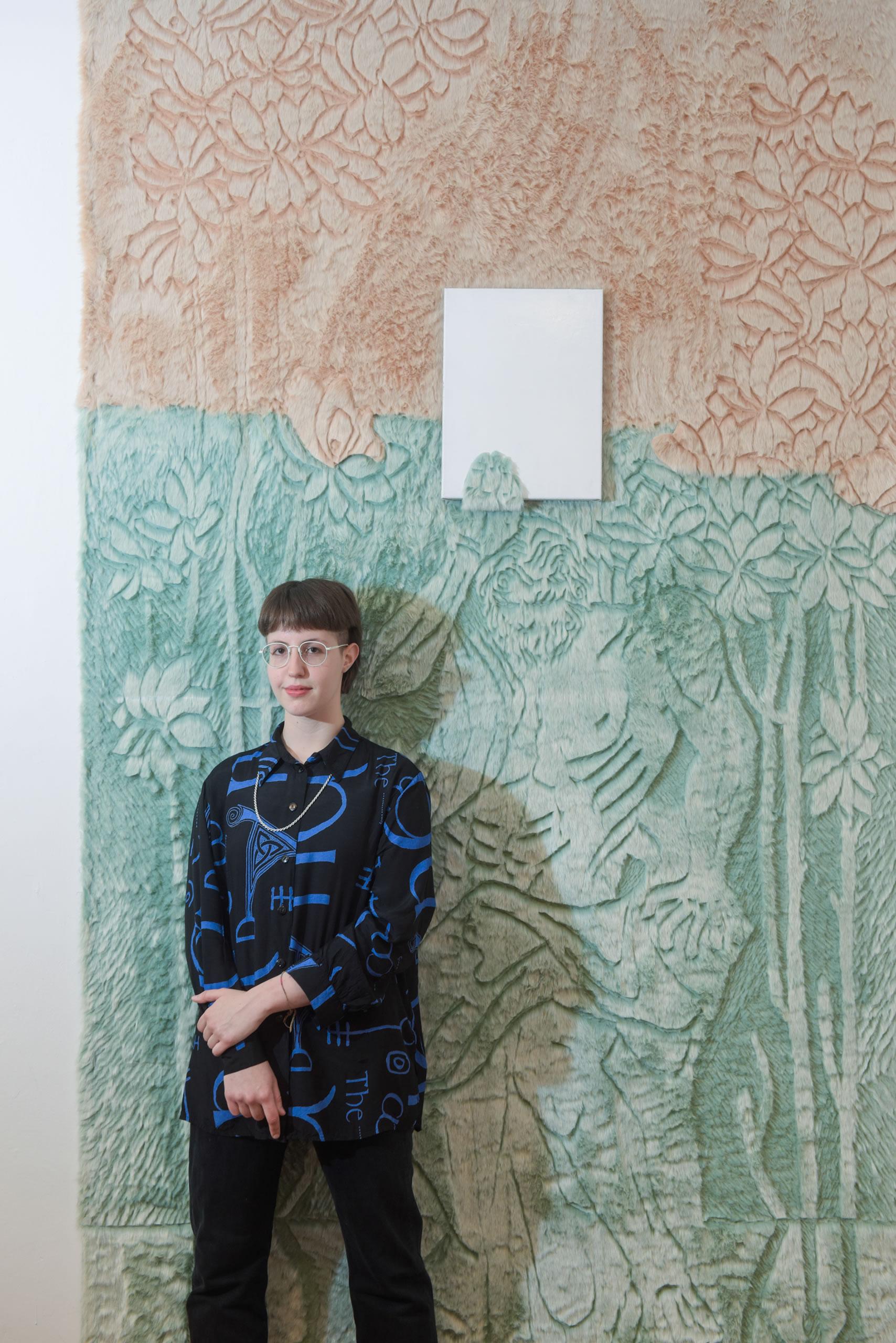 Ina Ebenberger | Bank Austria Kunstpreis 2019 | Foto: Neumüller | Galerie3
