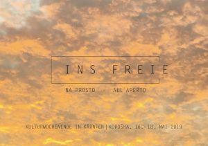 INS FREIE 2019 | Galerie3