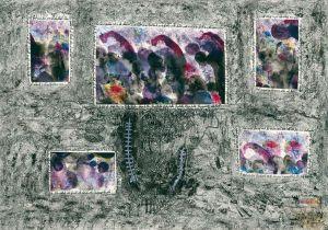 Galerie3 | Kopfkino | Peter Kapella | o.T. | 2010