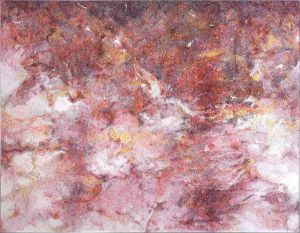 Linda Berger | Detail 2 The Flame | Galerie3