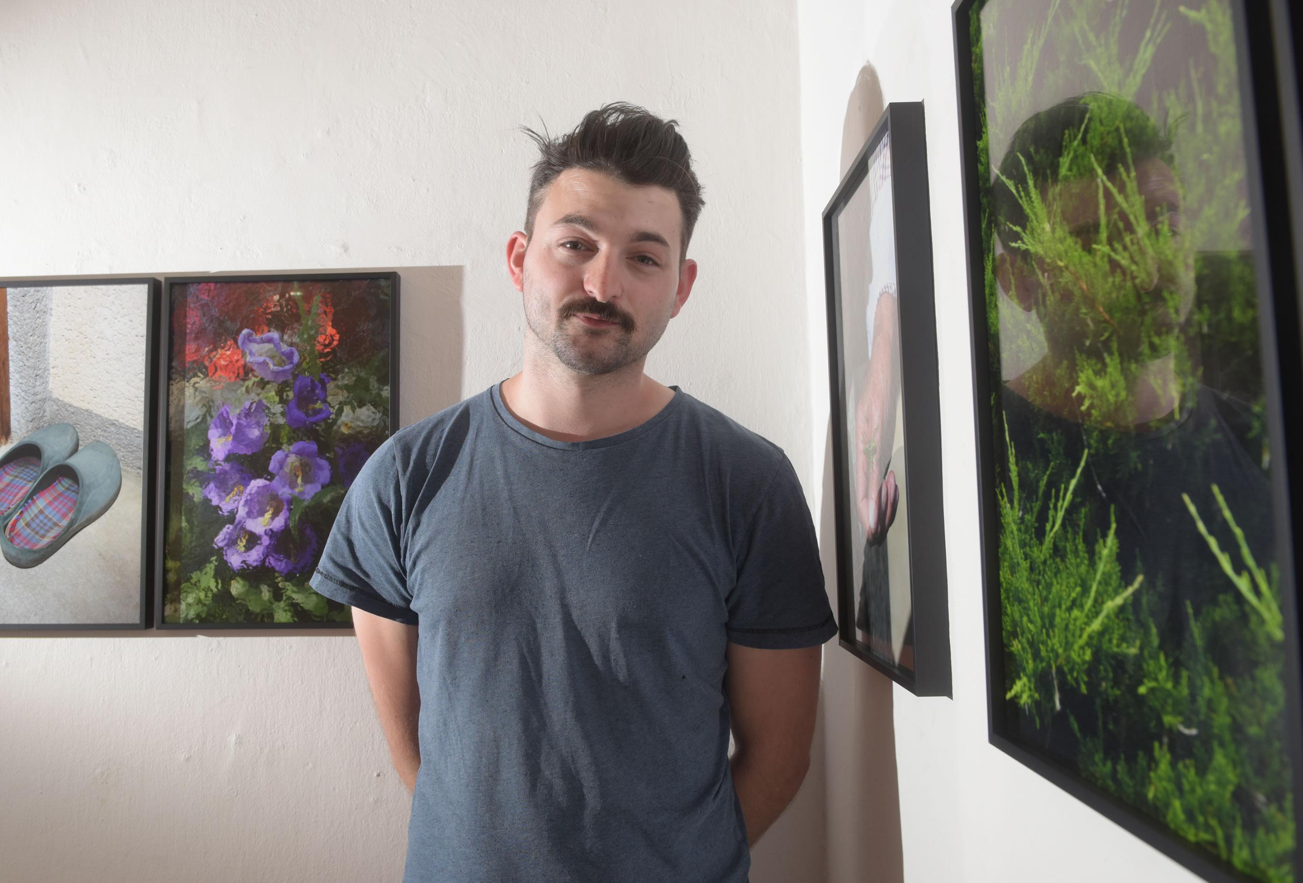 Manuel Rieder | Bank Austria Kunstpreis 2019 | Foto: Neumüller | Galerie3