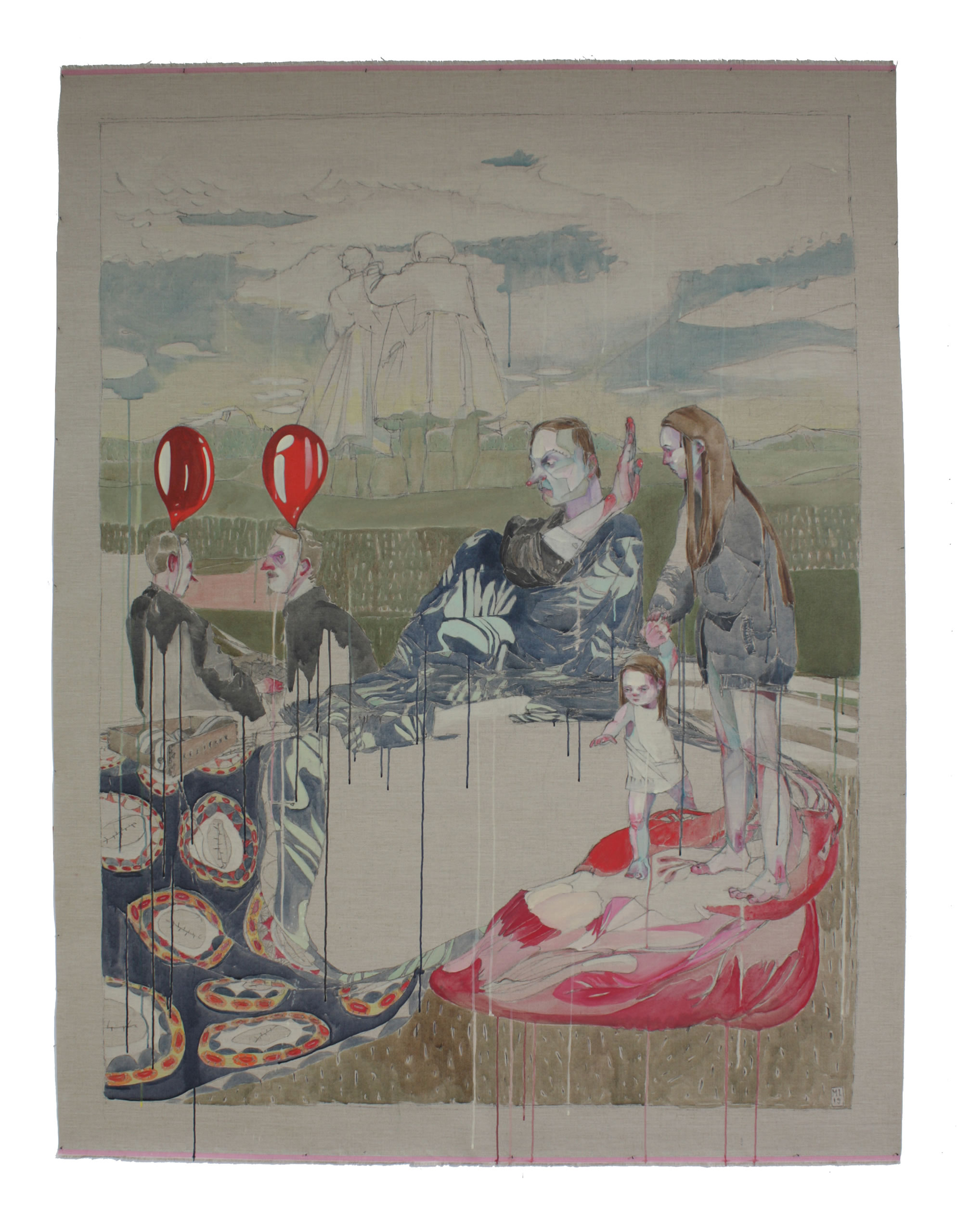 Maria Legat | Art Austria 16 2015 | Galerie3