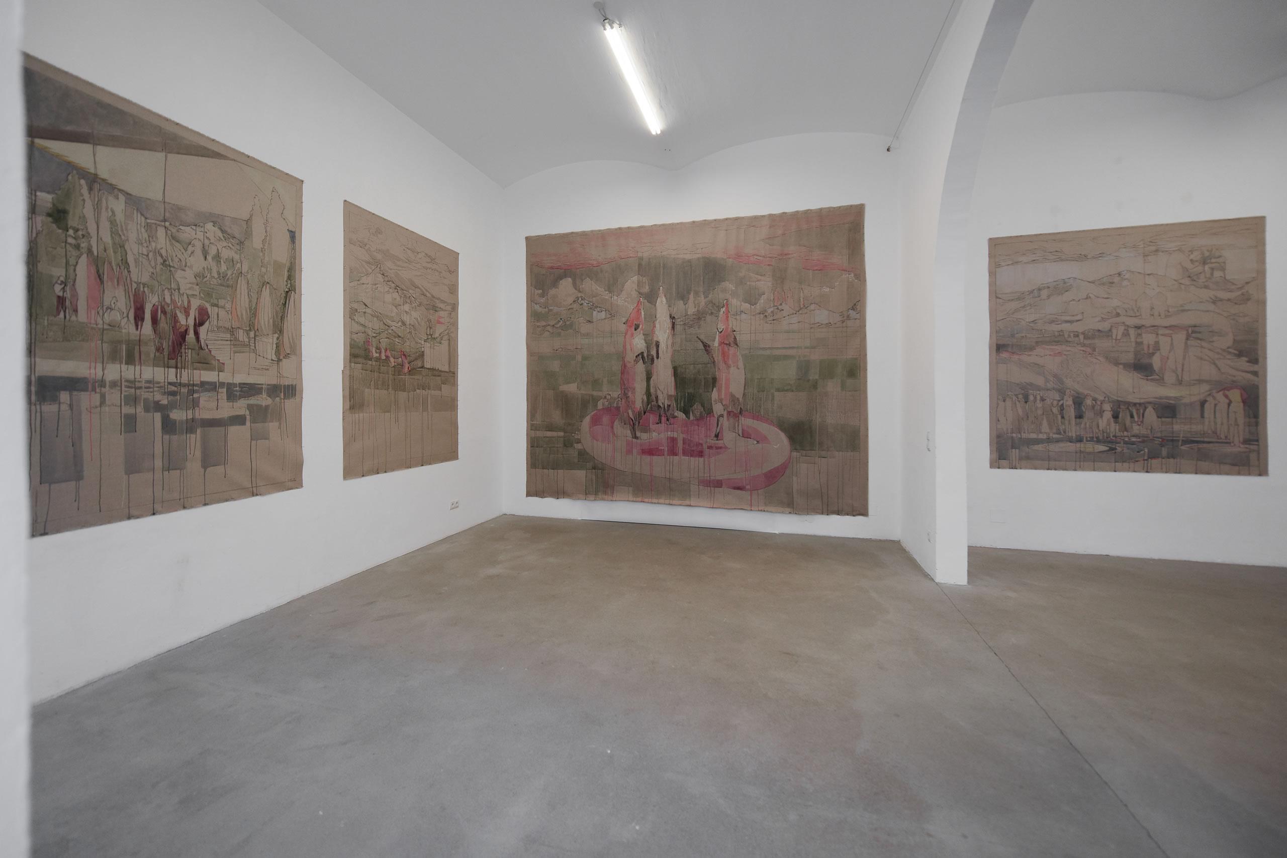 Maria Legat >Ende gut< | 01 | eSeL | Foto: JOANNA PIANKA | Galerie3 | Flux23