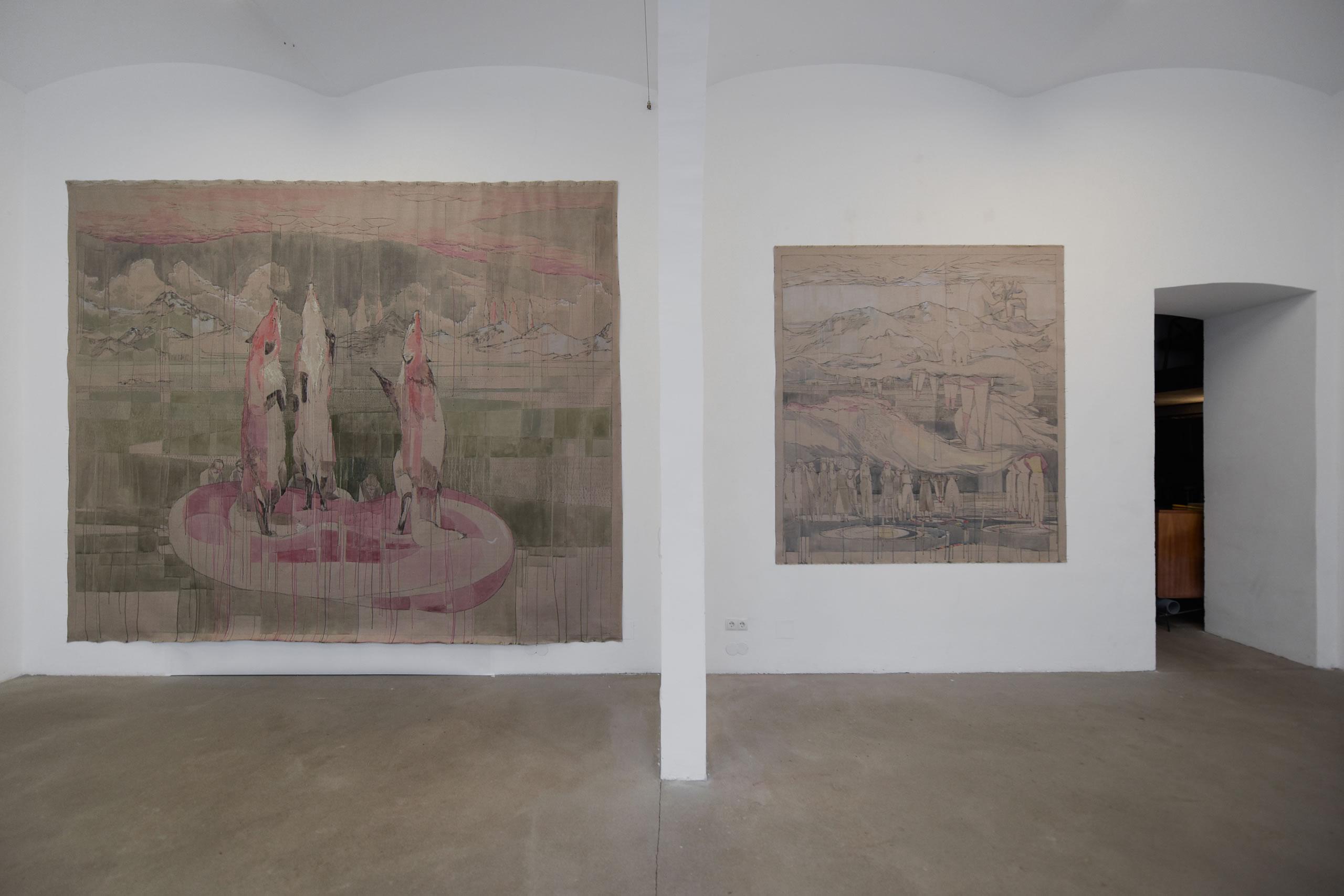 Maria Legat >Ende gut< | 03 | eSeL | Foto: JOANNA PIANKA | Galerie3 | Flux23