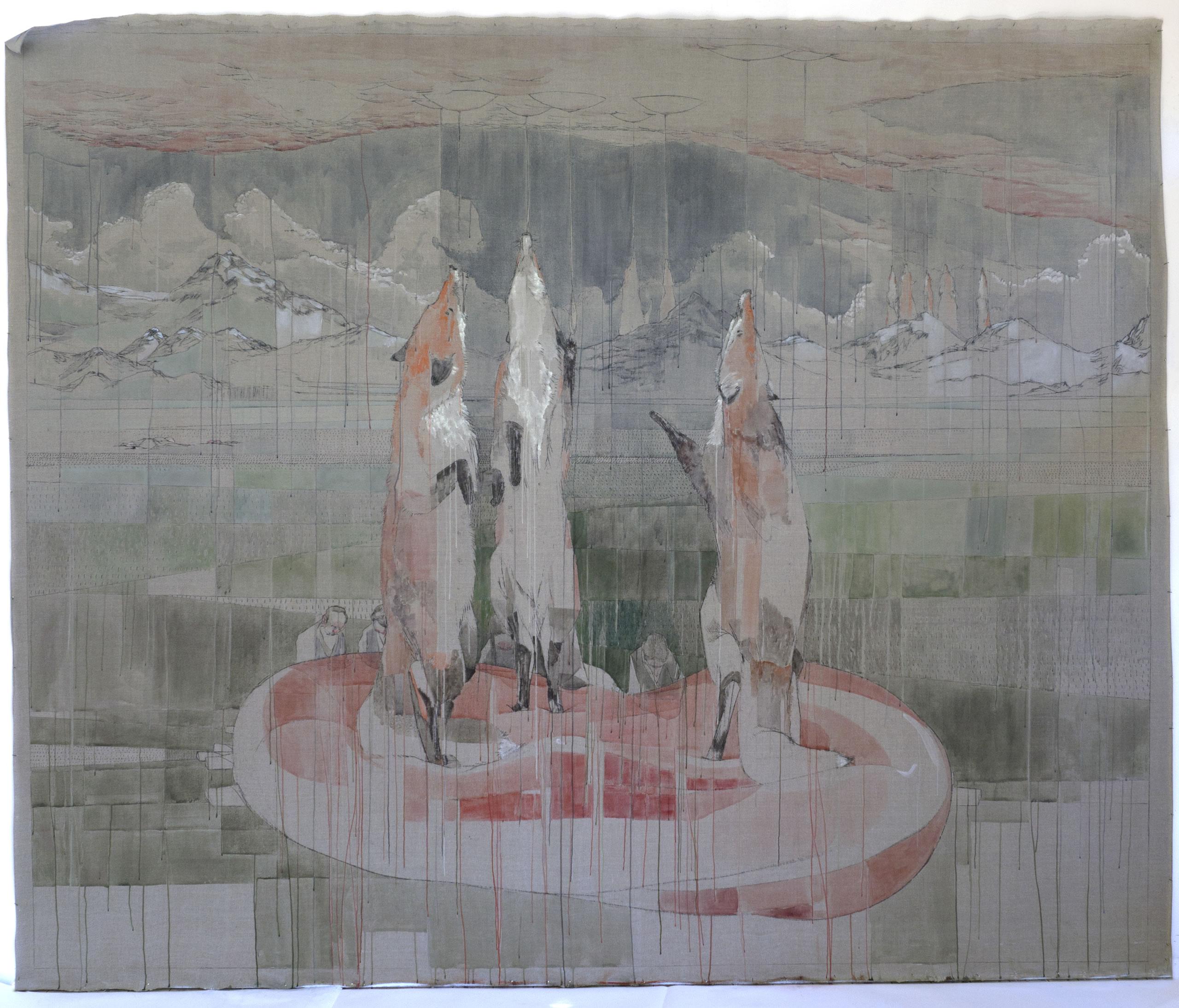 Maria Legat >Ende gut< | 04 | eSeL | Foto: JOANNA PIANKA | Galerie3 | Flux23