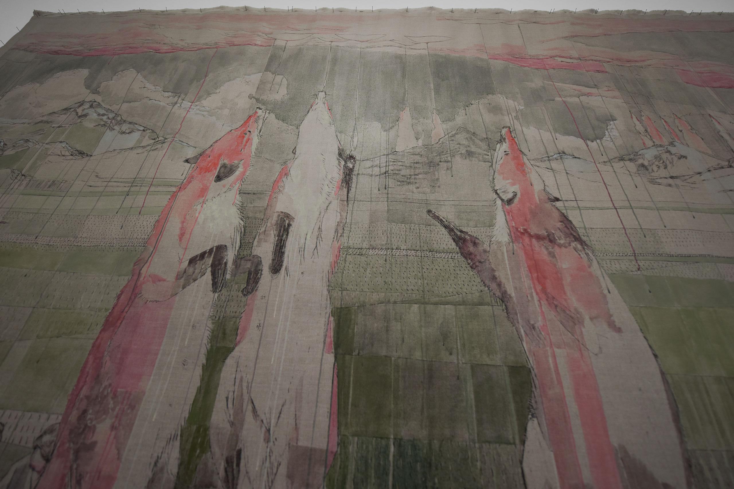Maria Legat >Ende gut< | 05 | eSeL | Foto: JOANNA PIANKA | Galerie3 | Flux23