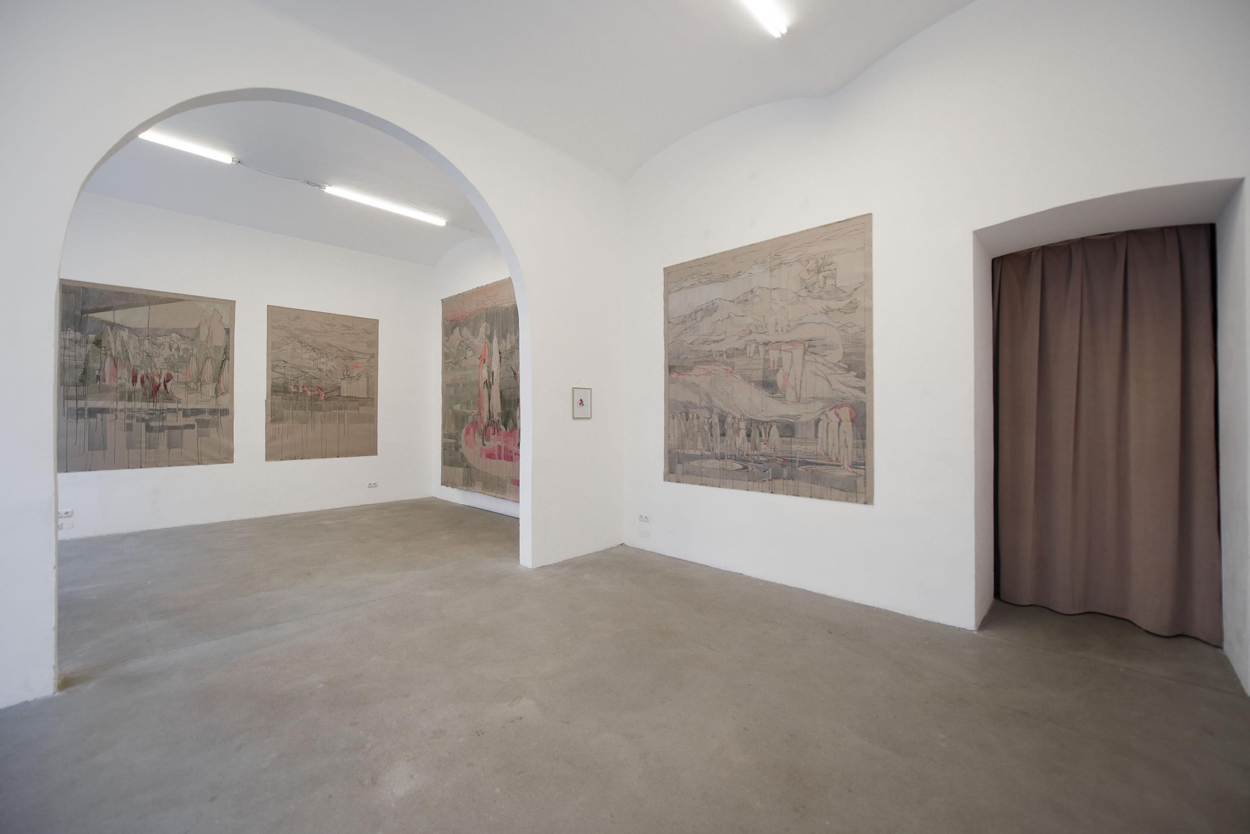 Maria Legat >Ende gut< | 07 | eSeL | Foto: JOANNA PIANKA | Galerie3 | Flux23