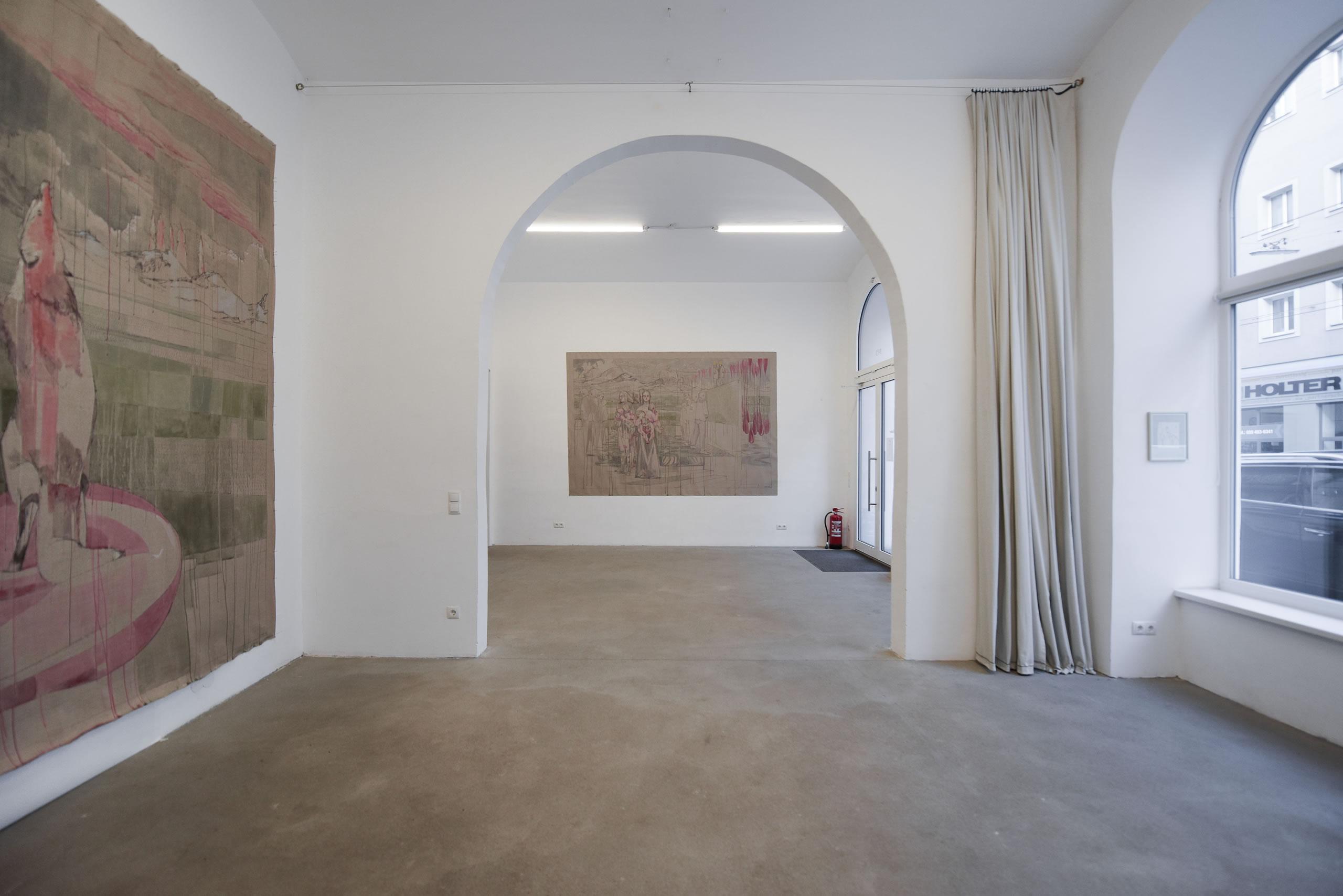 Maria Legat >Ende gut< | 09 | eSeL | Foto: JOANNA PIANKA | Galerie3 | Flux23