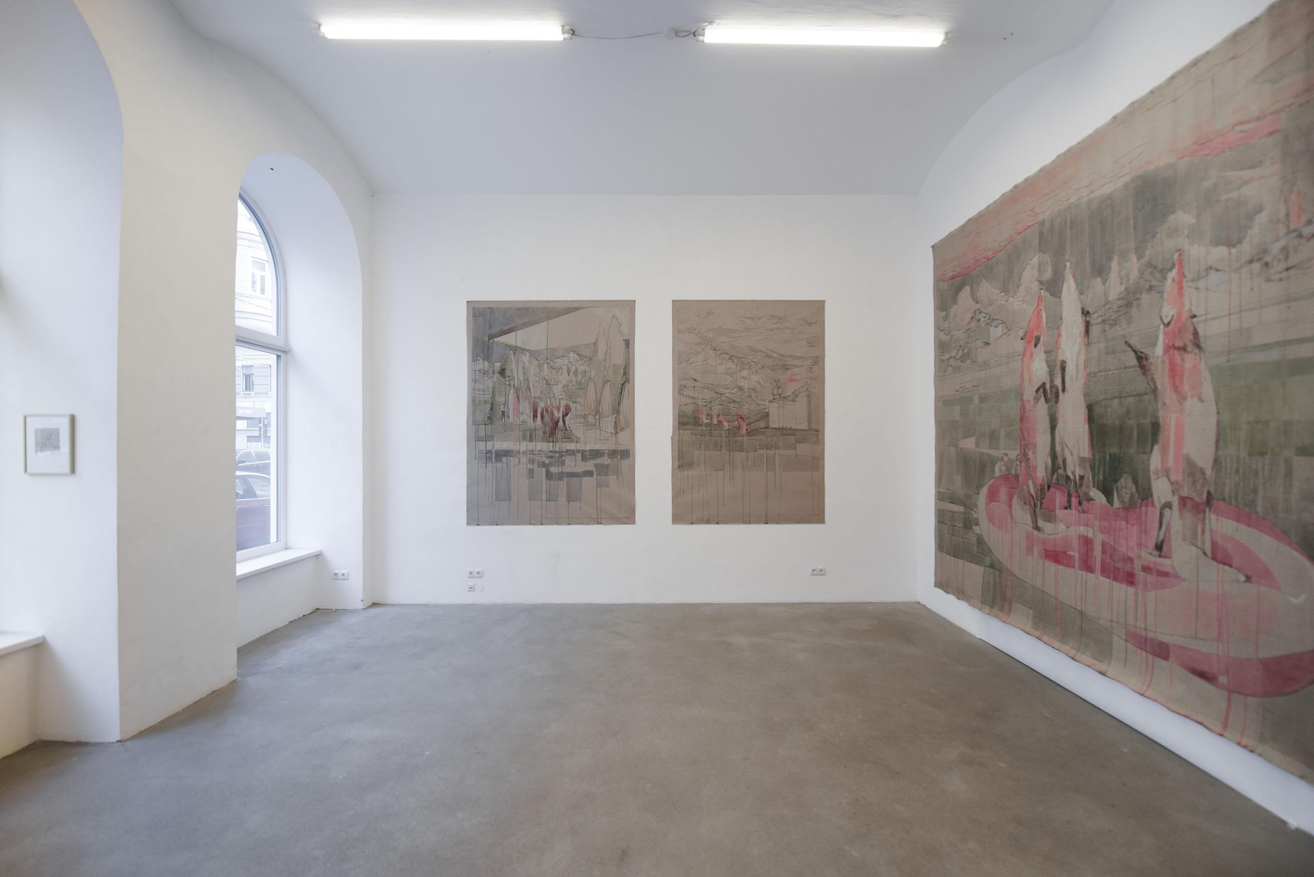 Maria Legat >Ende gut< | 11 | eSeL | Foto: JOANNA PIANKA | Galerie3 | Flux23
