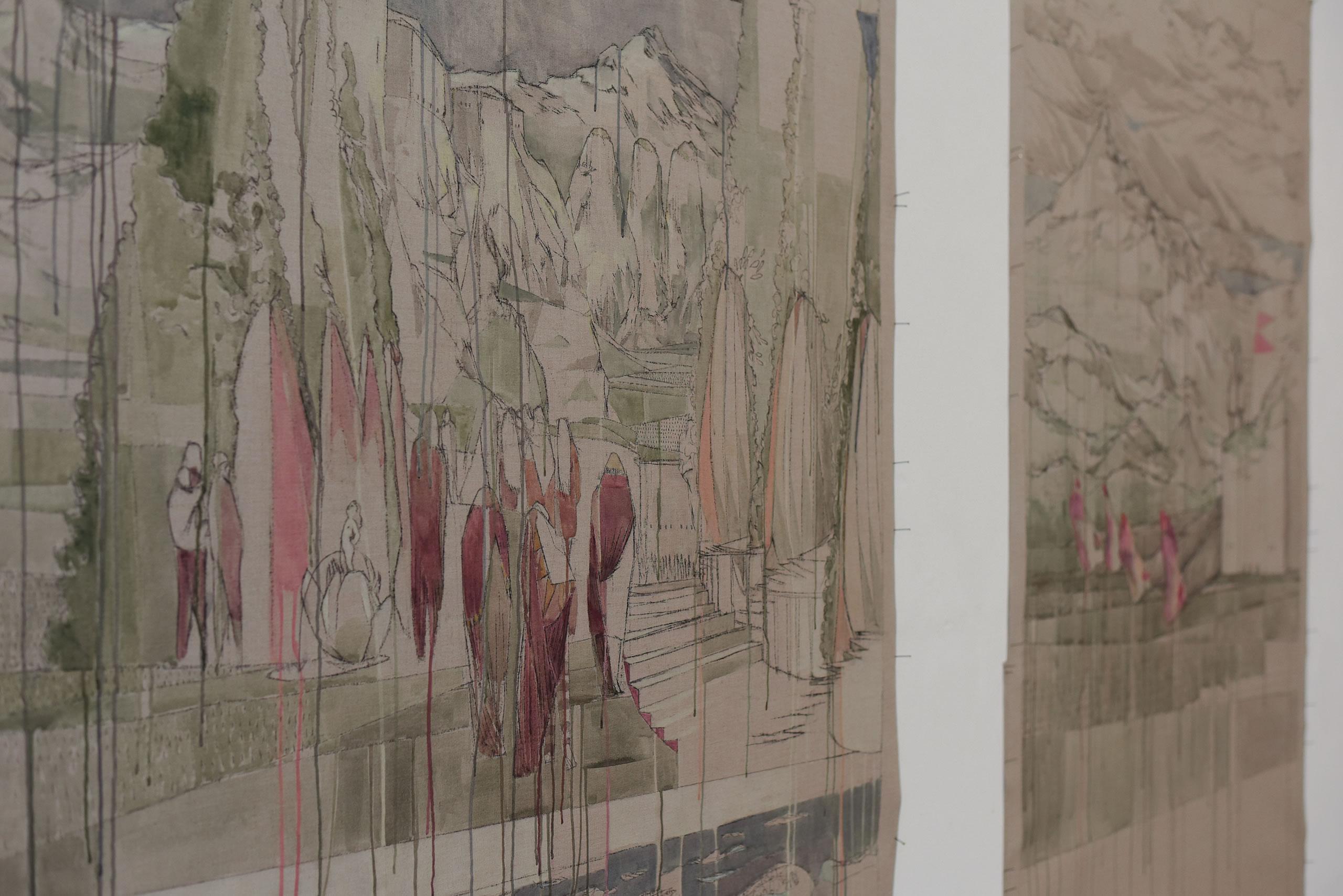 Maria Legat >Ende gut< | 14 | eSeL | Foto: JOANNA PIANKA | Galerie3 | Flux23