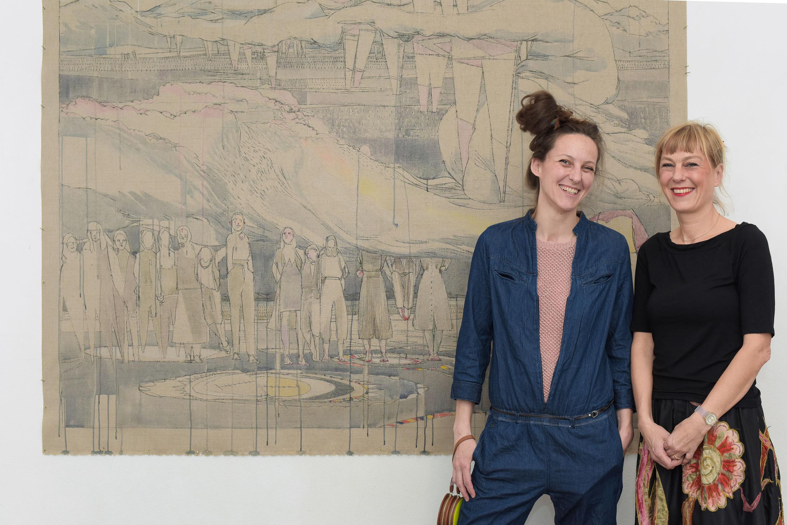 Maria Legat >Ende gut< | 15 | eSeL | Foto: JOANNA PIANKA | Galerie3 | Flux23