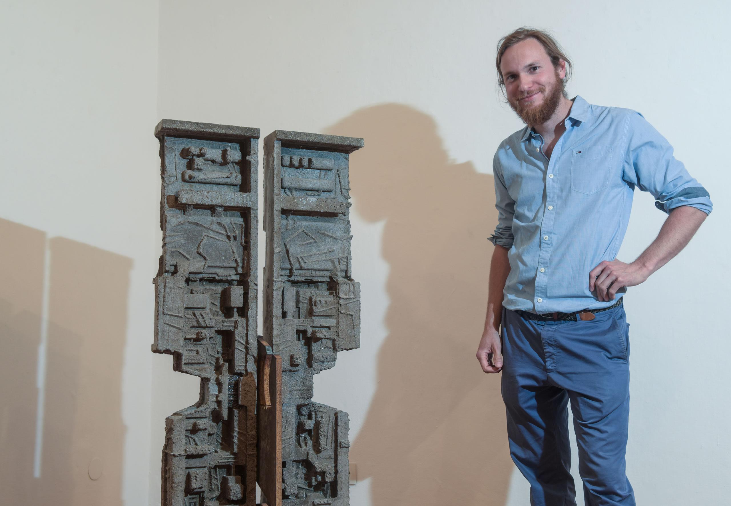 Maximilian Bernhard | Bank Austria Kunstpreis 2019 | Foto: Neumüller | Galerie3