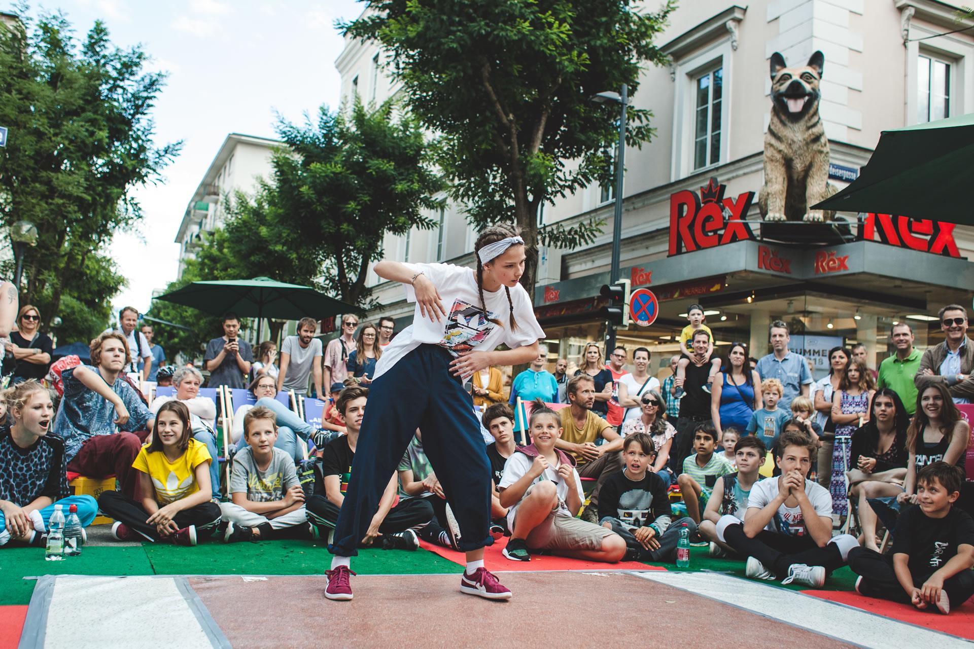 Path to Flow | Breakdance Battle | Foto: Melanie Köck | FLUX23