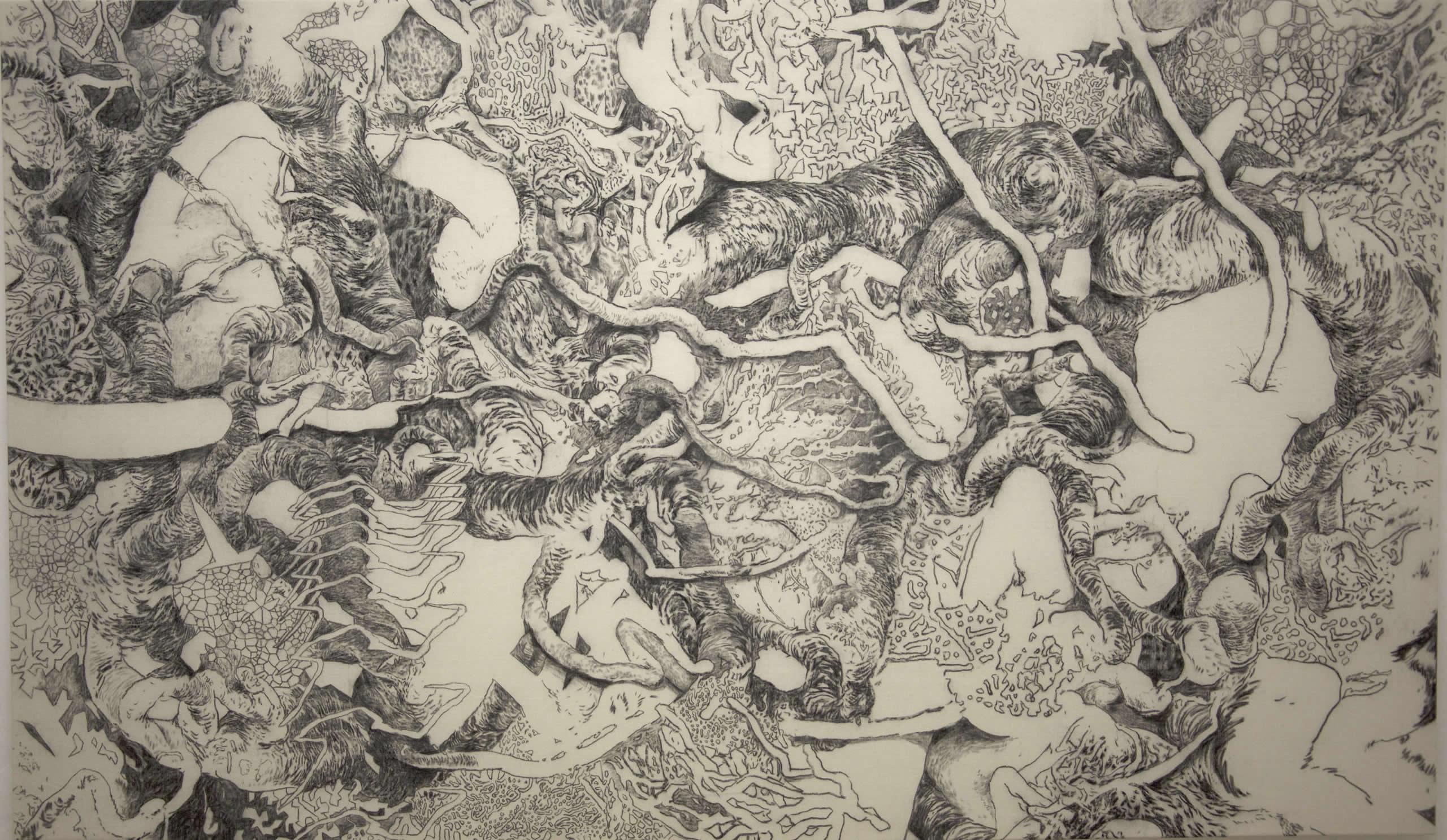 Simon Goritschnig | Aberration I | 2019 | Galerie3