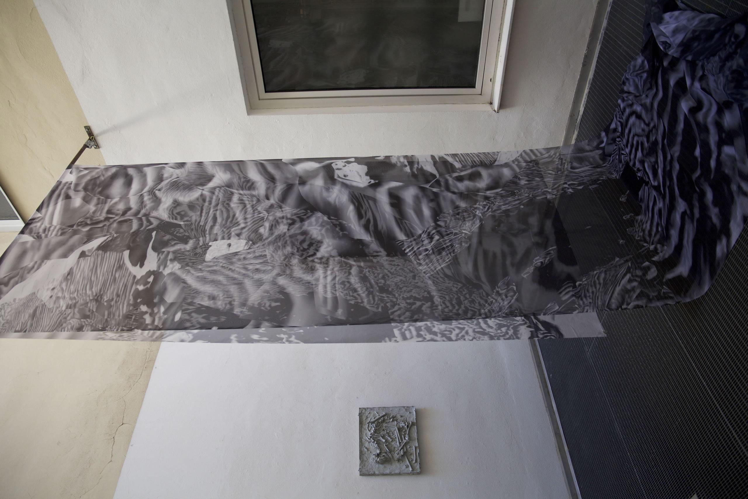 Simon Goritschnig | Installation Lichthof | Galerie3