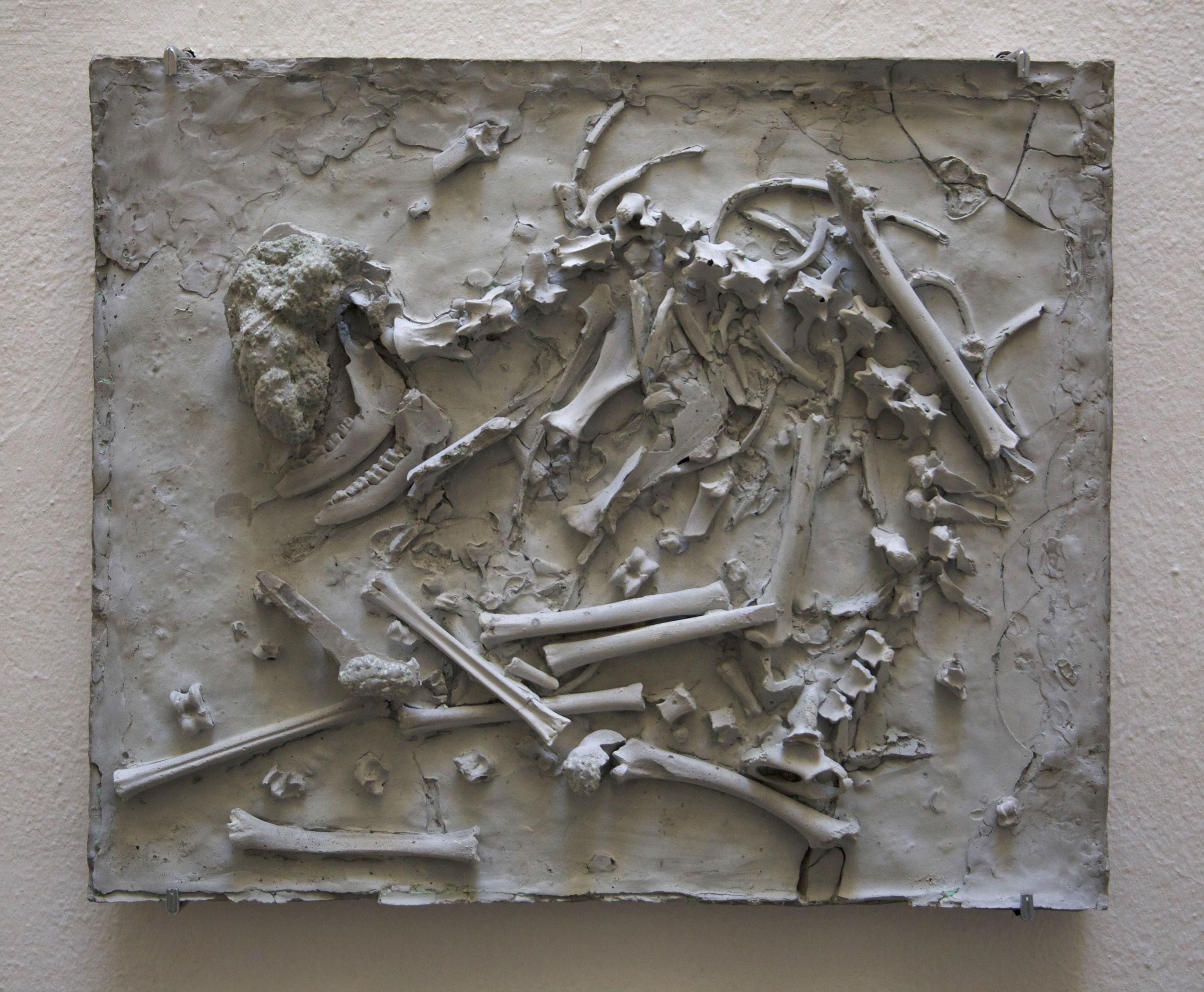 Simon Goritschnig | Reverse Archaeology | 2019 | Galerie3