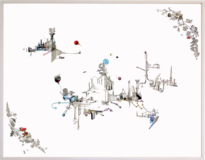 Sophie Dvořák | Archeology of the Future | Establishing Shot | Galerie3