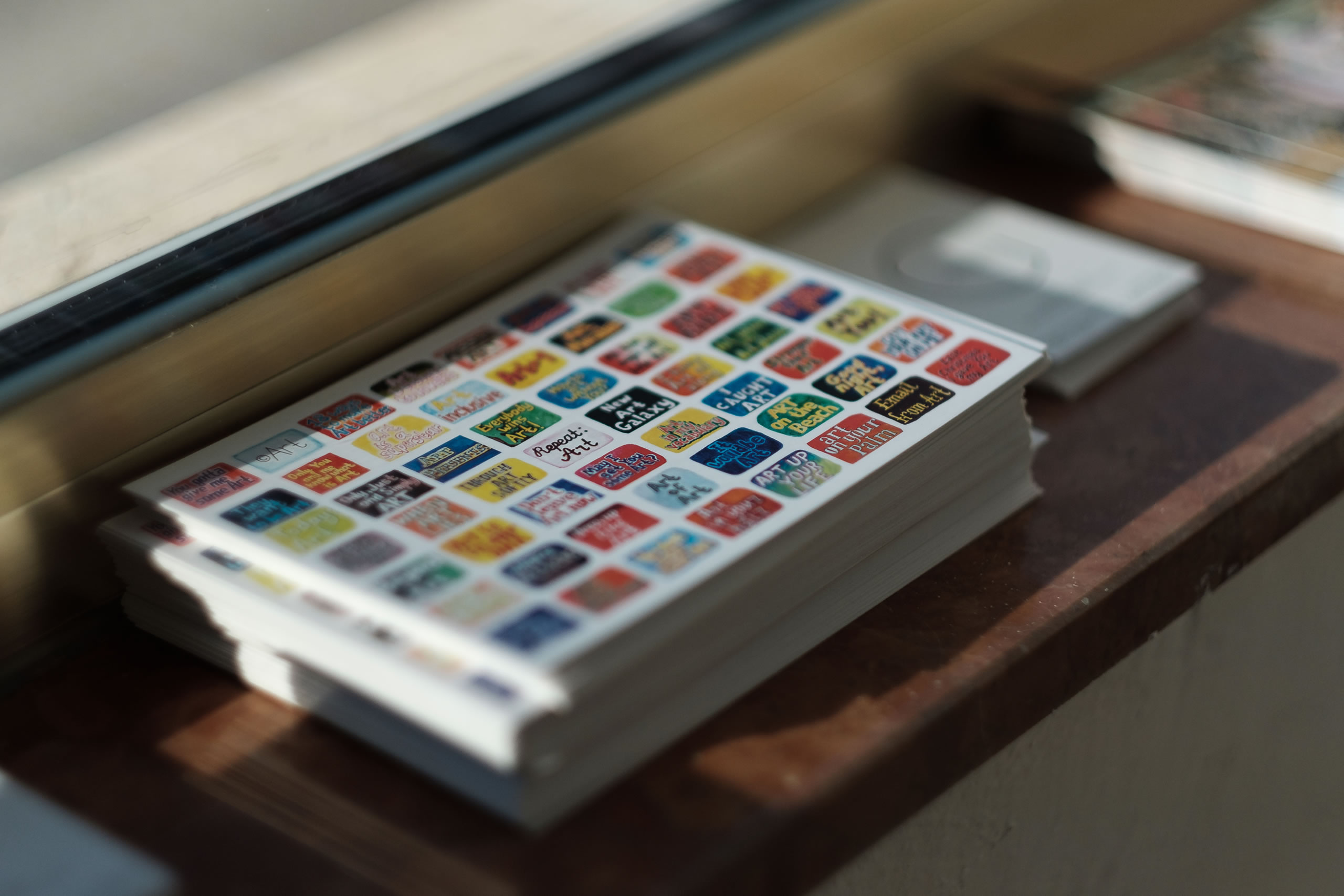 Einladungskarten | Foto: Manu Lasnik | Galerie3 Velden