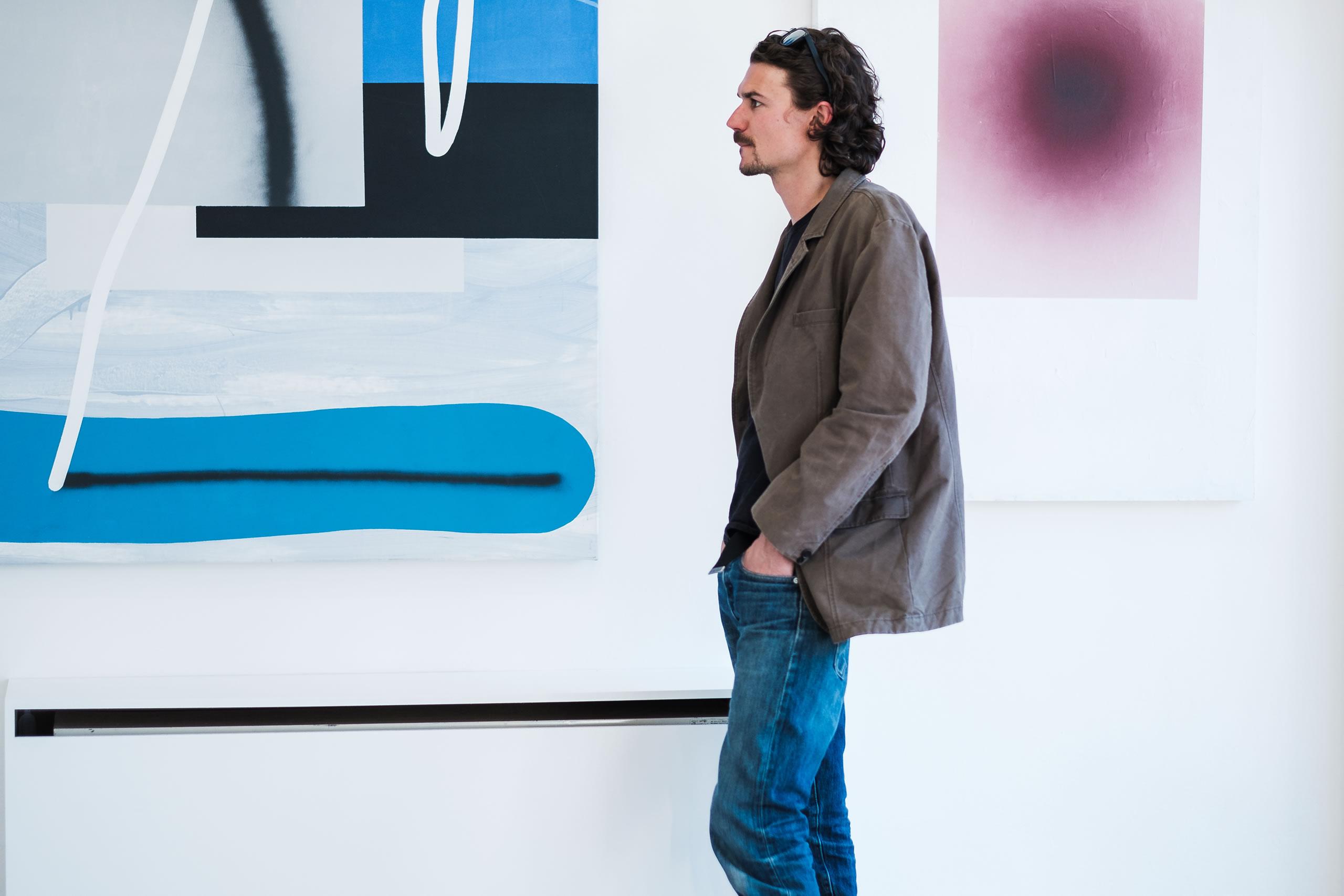 David Mase | Foto: Manu Lasnik | Galerie3 Velden
