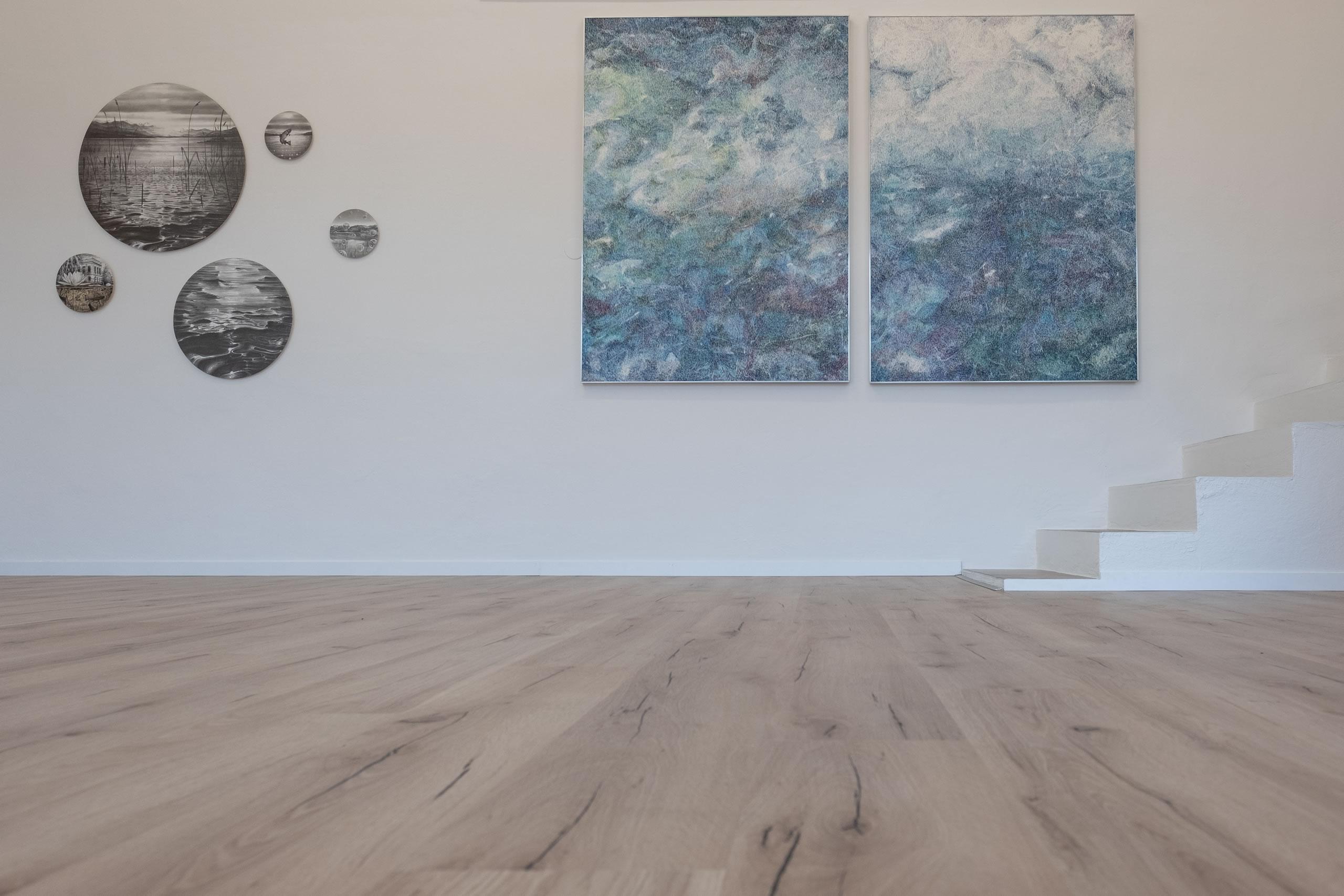 Dietmar Franz . Linda-Berger | Foto: Manu Lasnik | Galerie3 Velden