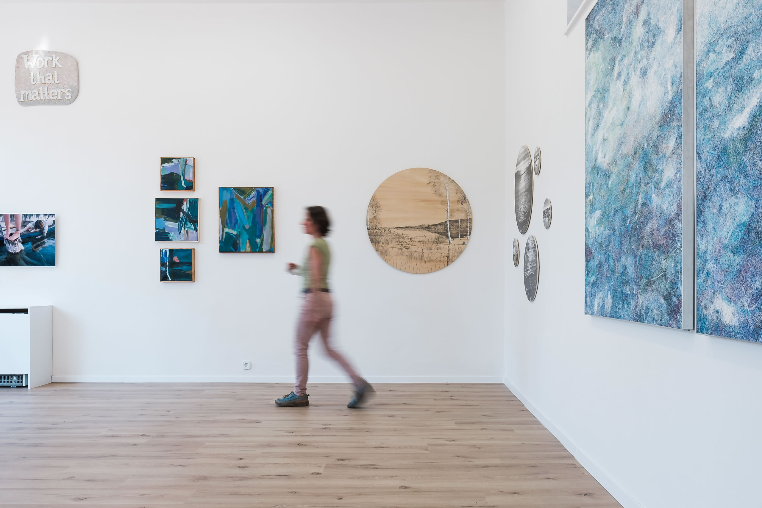 Berger Franz Ehnsperg Andraschek | Foto: Manu Lasnik | Galerie3 Velden