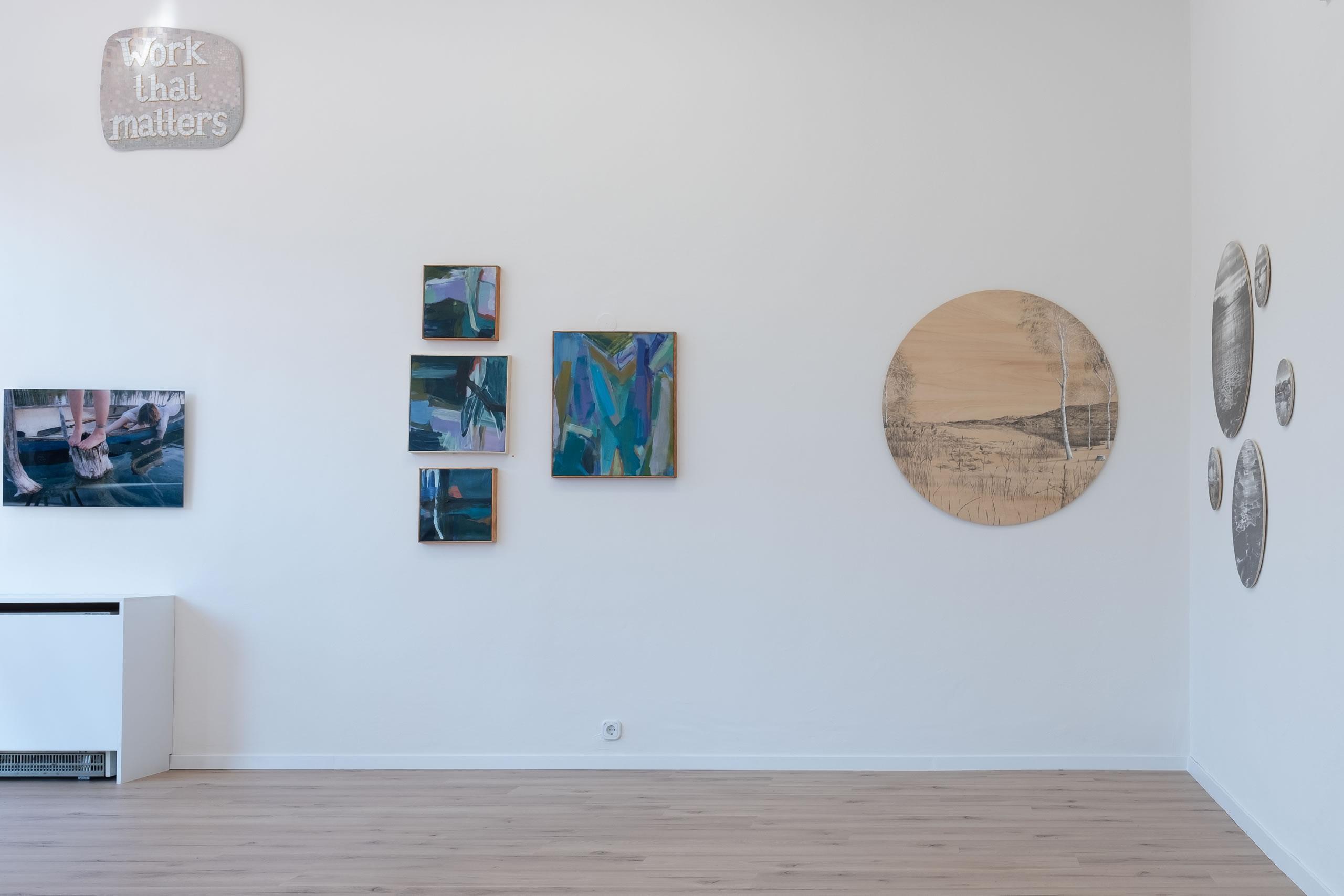 Andraschek Ehnsperg Franz | Foto: Manu Lasnik | Galerie3 Velden